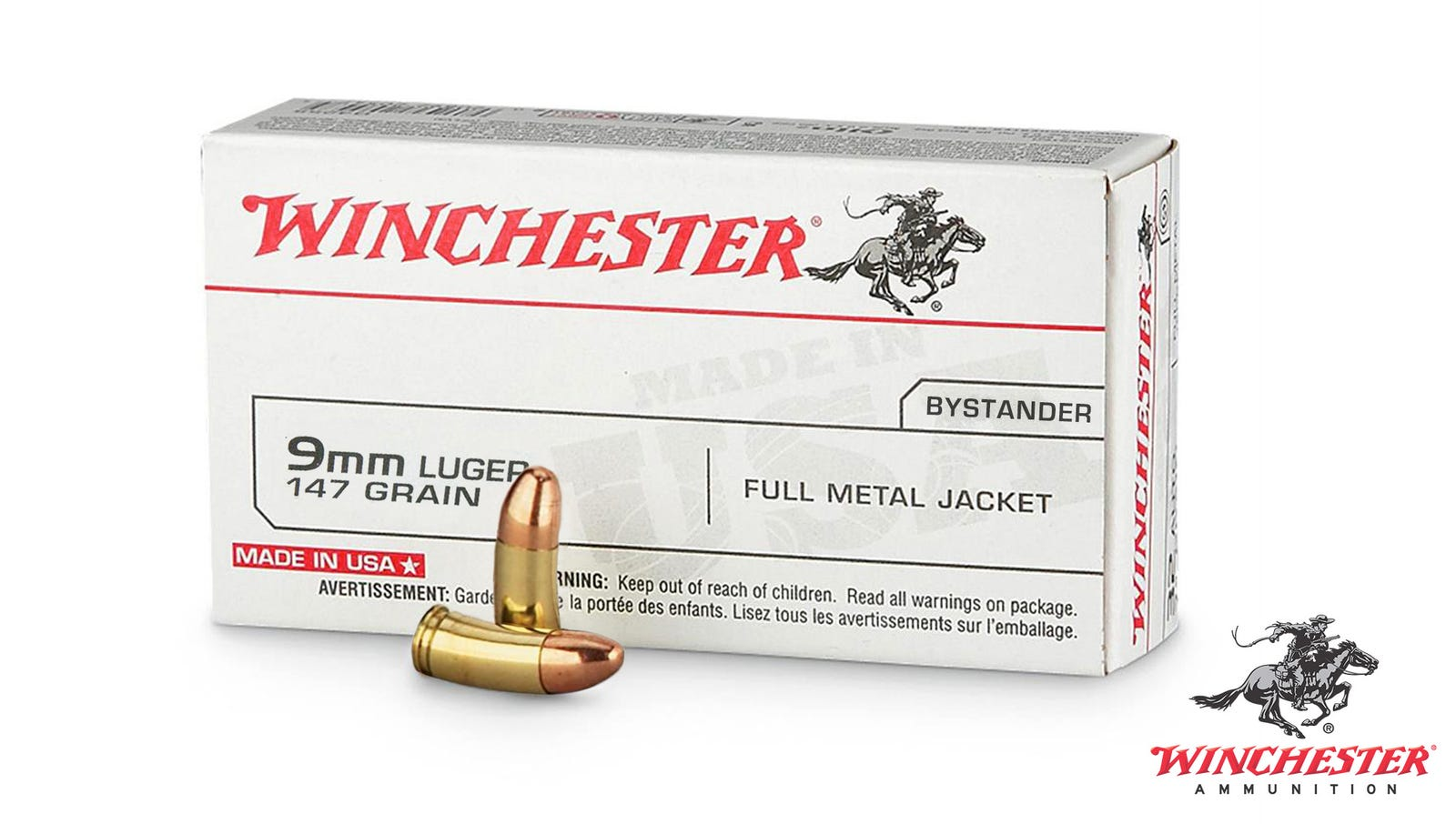 Winchester Unveils New 9MM Stray Bullet Guaranteed To Hit Innocent Bystanders