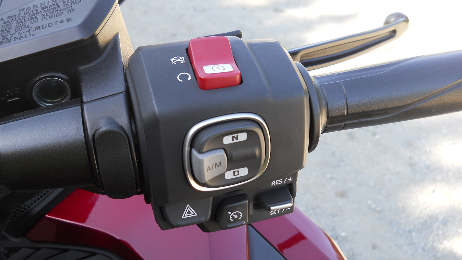 Illustration for article titled I Put 2,300 Miles On A New Honda Gold Wing And Now I Dig Dual-Clutch Motorcycles