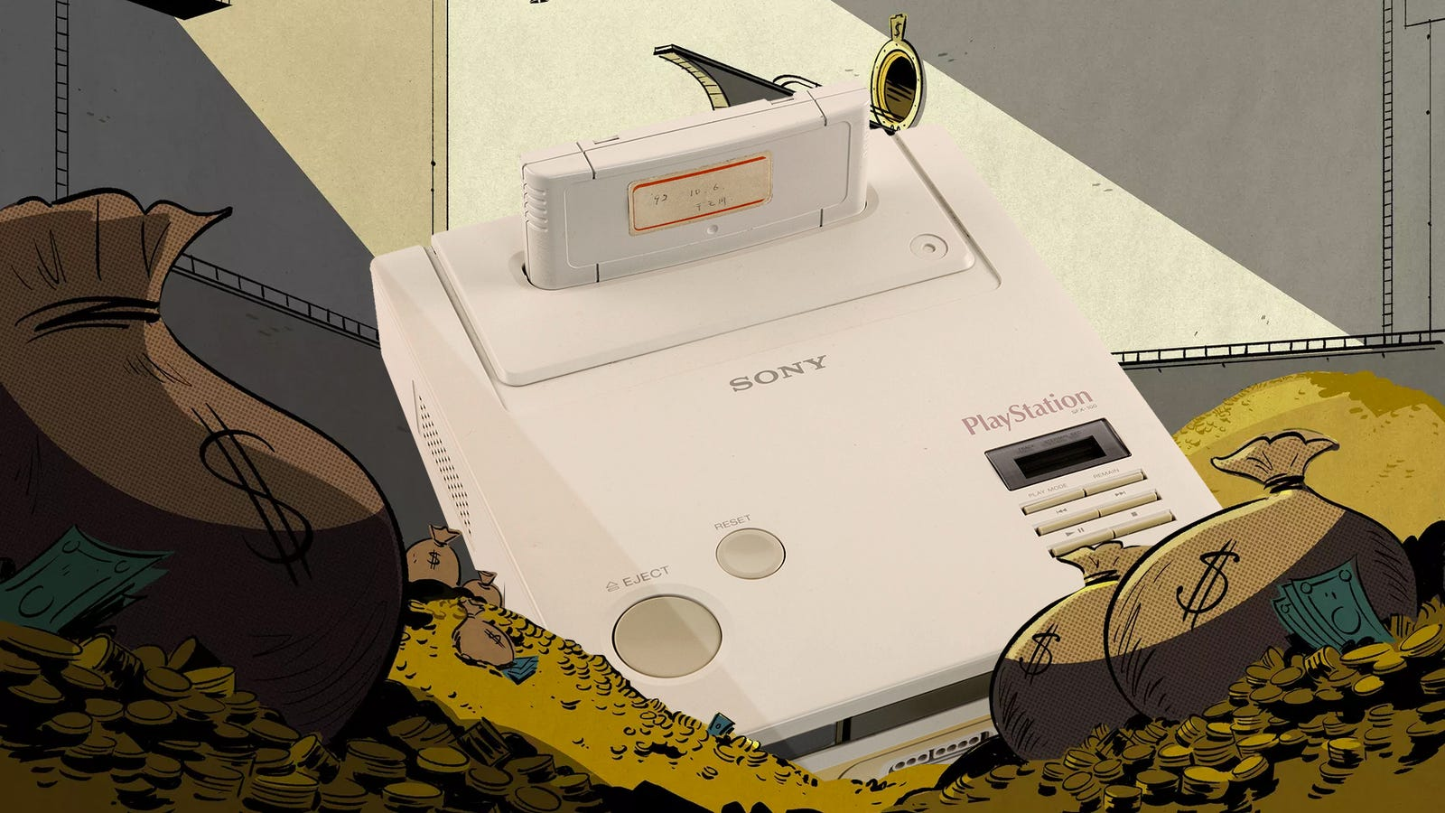 Game Console Just Sold For $360,000 at Auction..