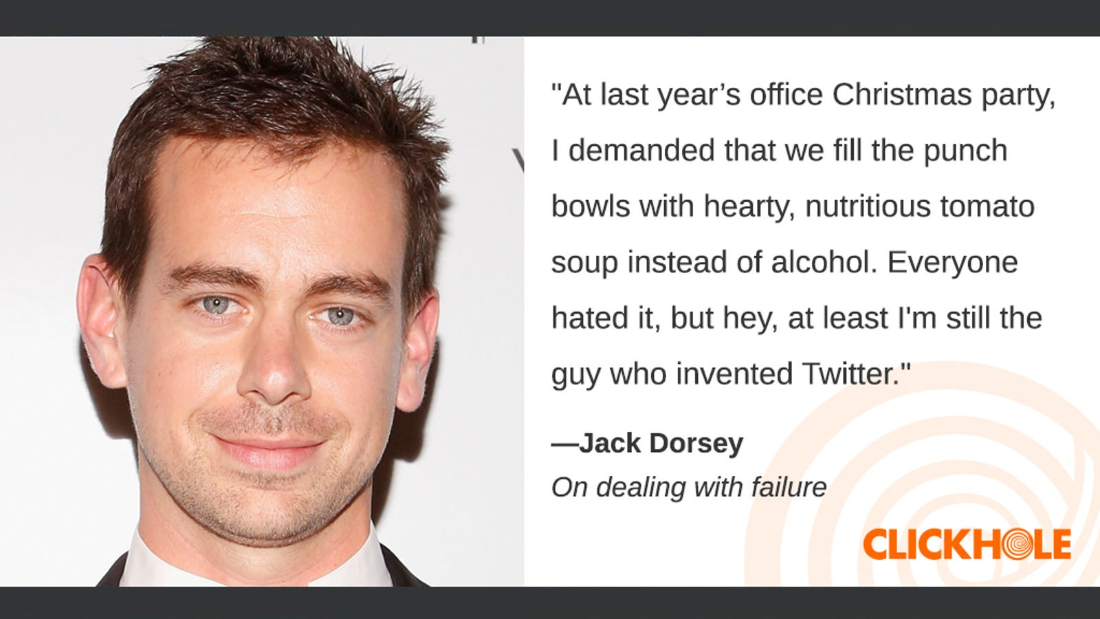 Illustration for article titled Find Out What Jack Dorsey, Naomi Watts, Eddie Redmayne, And More Have To Say