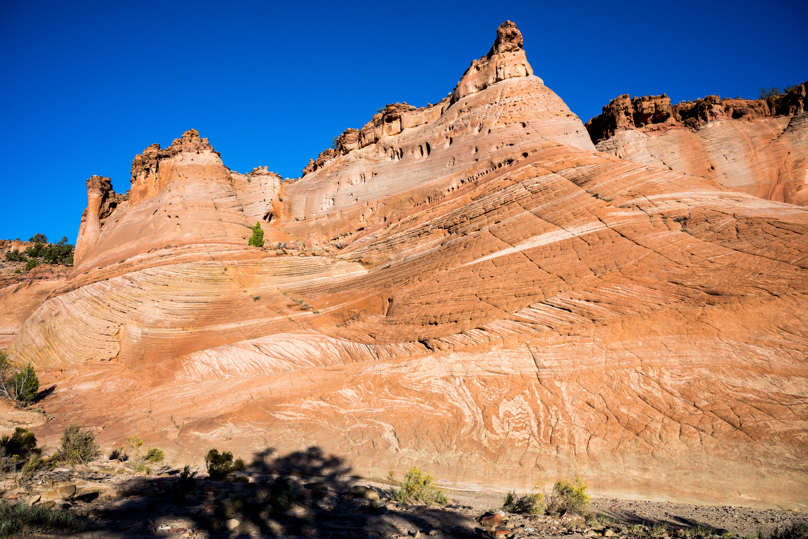 Grand Staircase-Escalante, edited. 1/160 at f/8.0, ISO 64