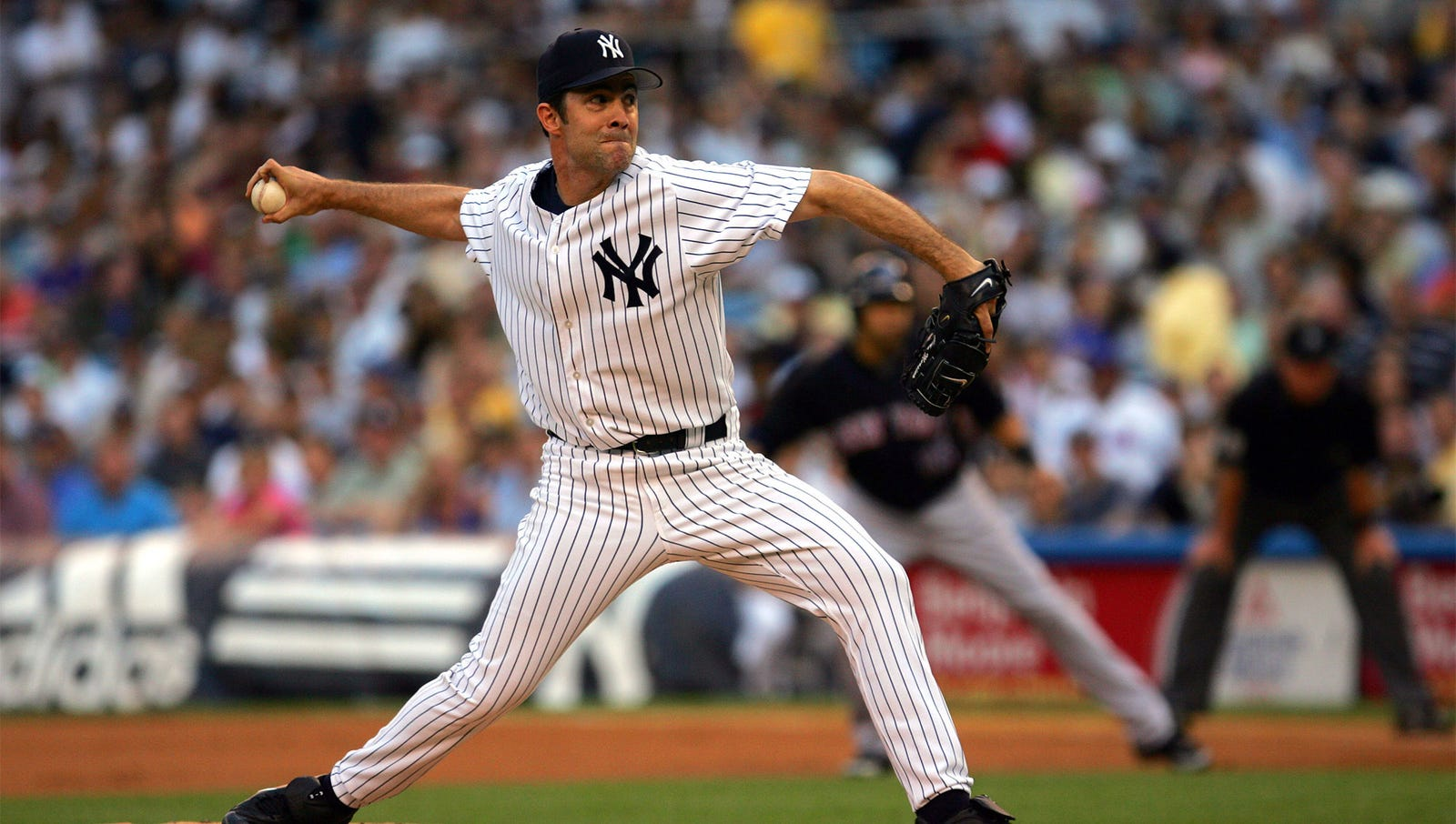 Mike Mussina: Facing an uphill battle, Mussina attempted to bolster his Hall of Fame candidacy by selecting Tom Glavine as his running mate ahead of the 2014 vote