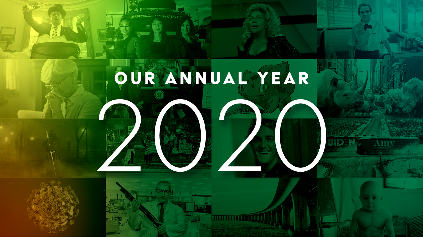 Our Annual Year 2020