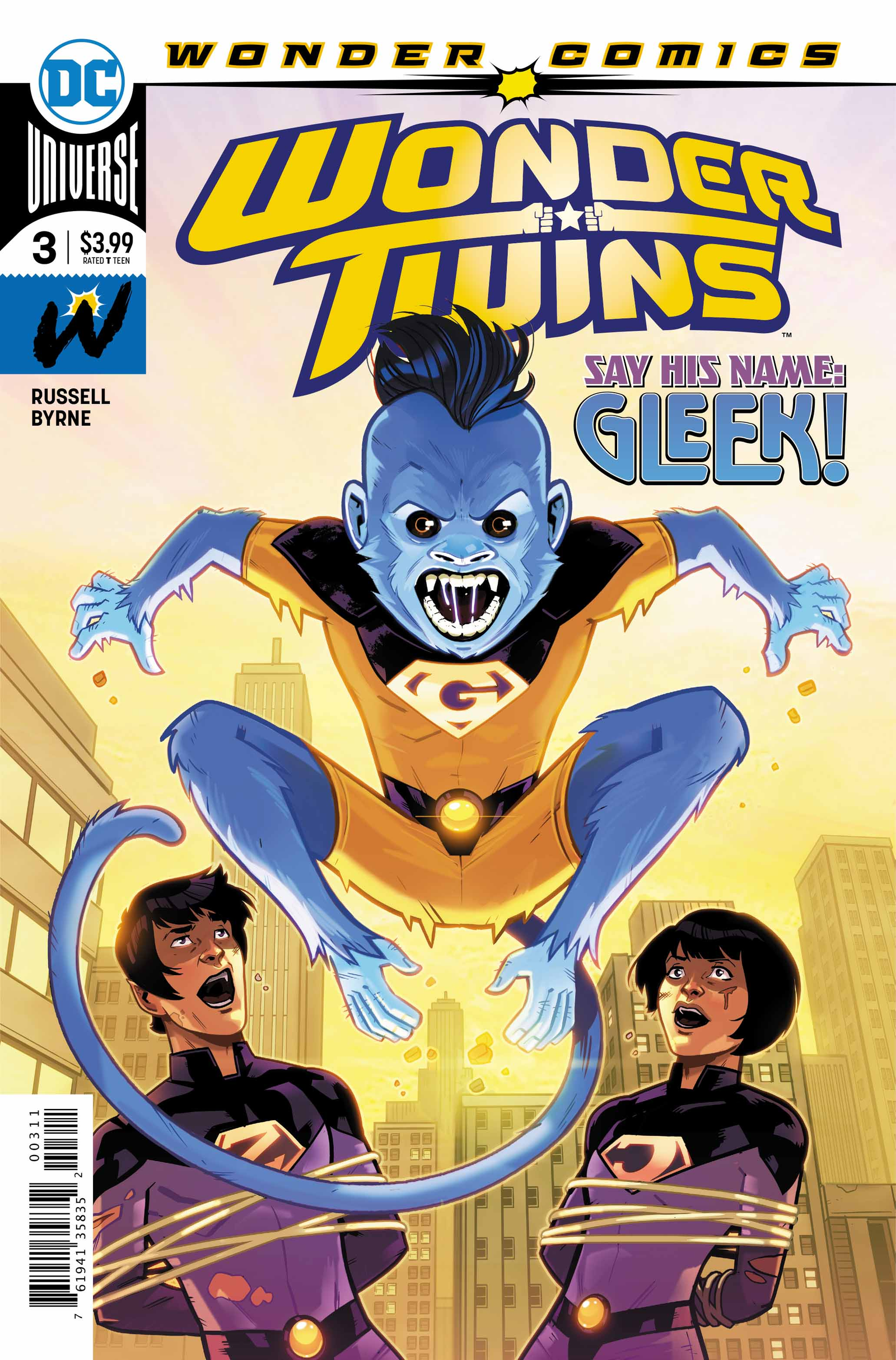 Cover by Stephen Byrne
