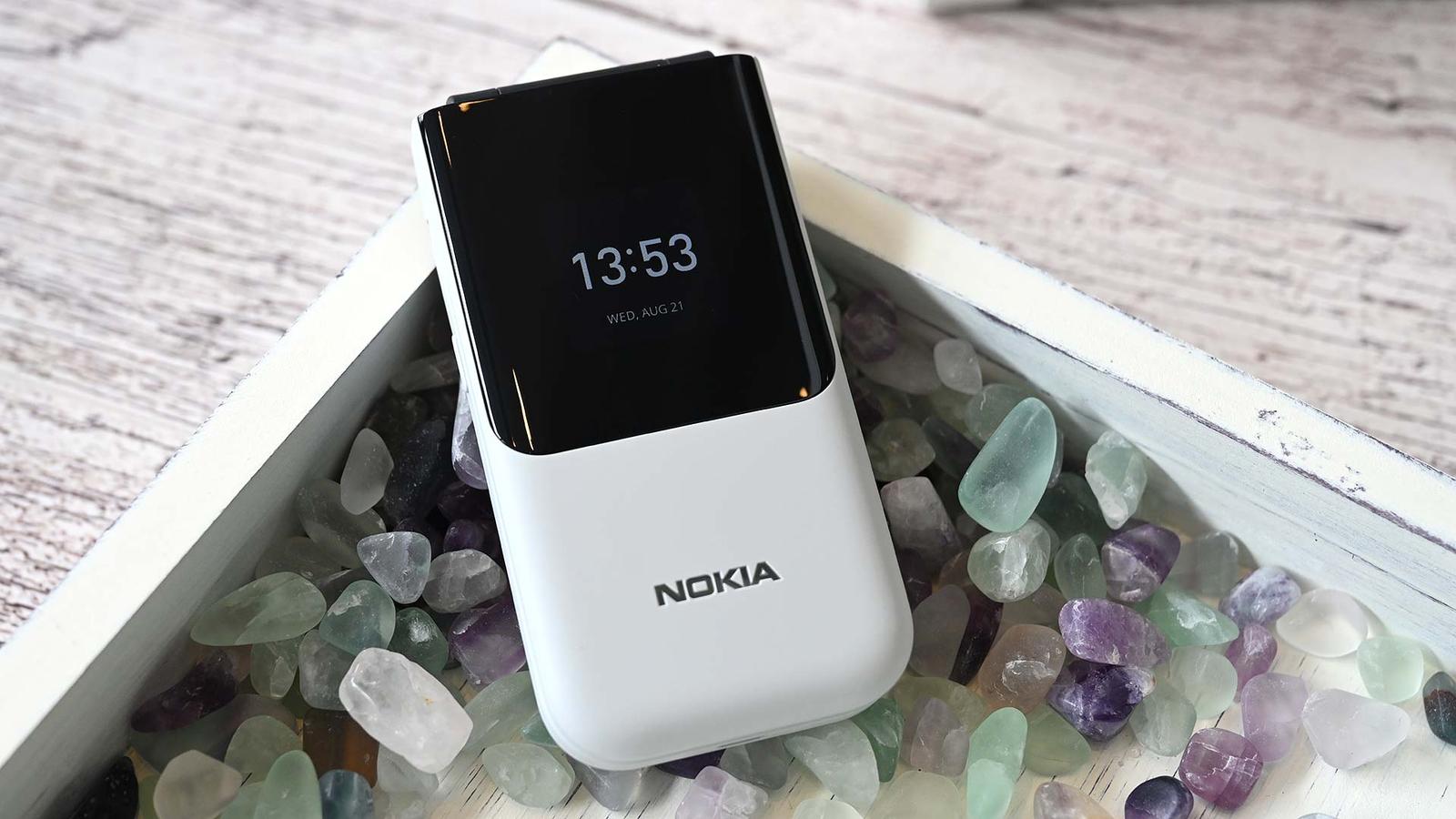 The Nokia 2720.