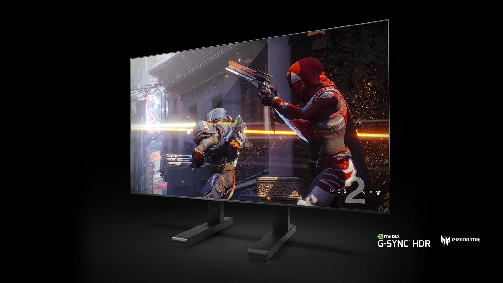 The Acer Predator BFGD. Image: Nvidia