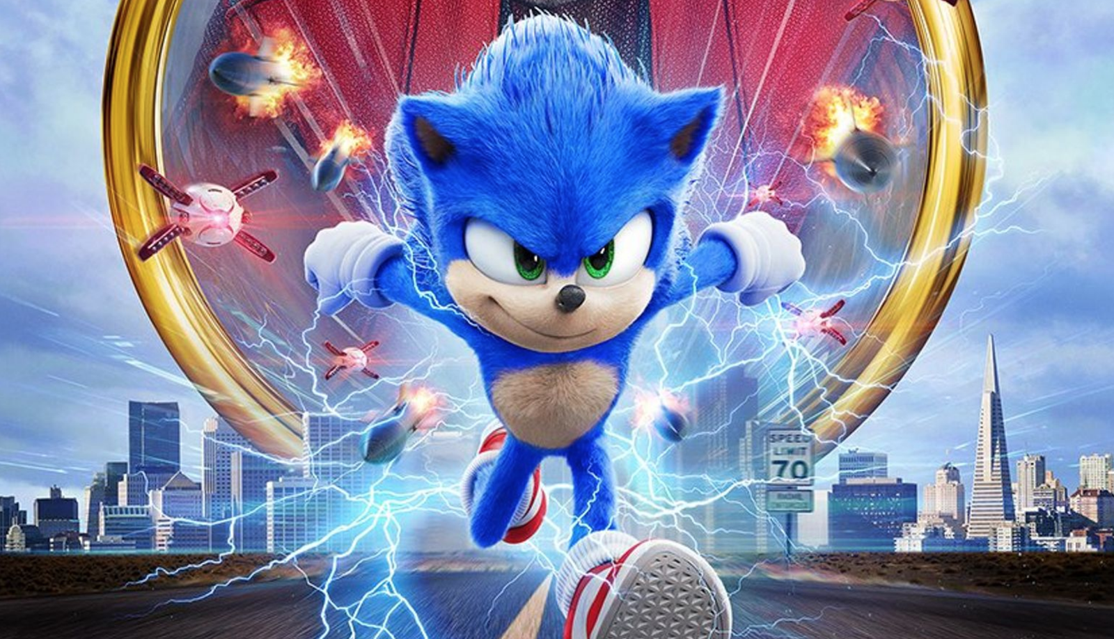 The Sonic The Hedgehog Movie Is A Little Weird, But Mostly Fine