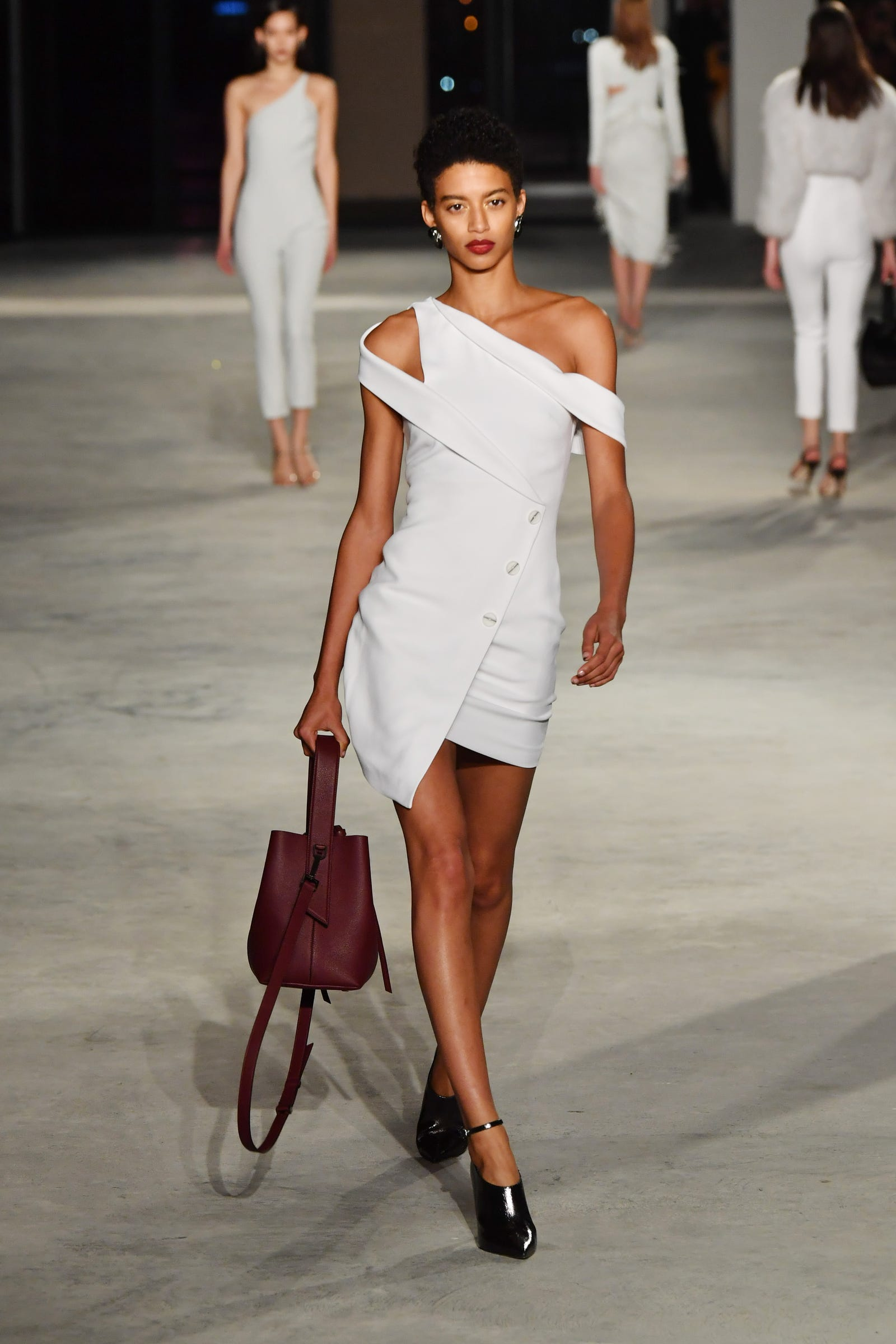 Slaven Vlasic/Getty Images for New York Fashion Week: The Shows