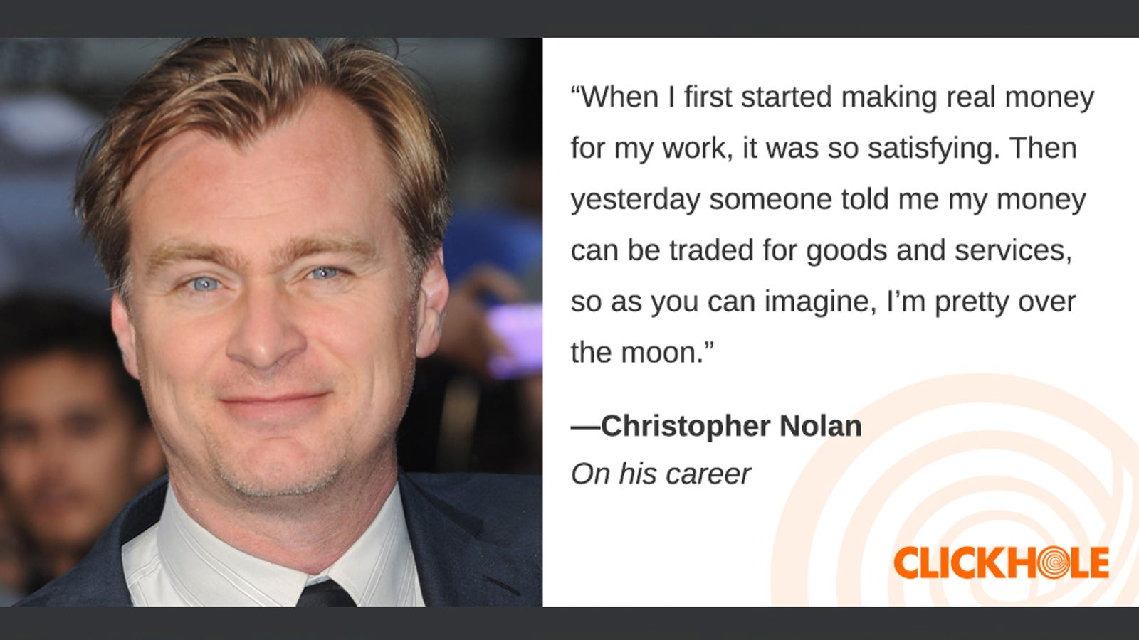 Illustration for article titled Find Out What Christopher Nolan, Rooney Mara, Shigeru Miyamoto, And More Have To Say