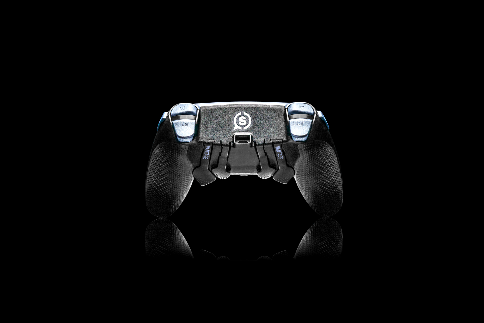 Illustration for article titled This New PS4 Controller Is Riffing Hard on Microsofts Super Customizable Controller In a Very Good Wayem/em