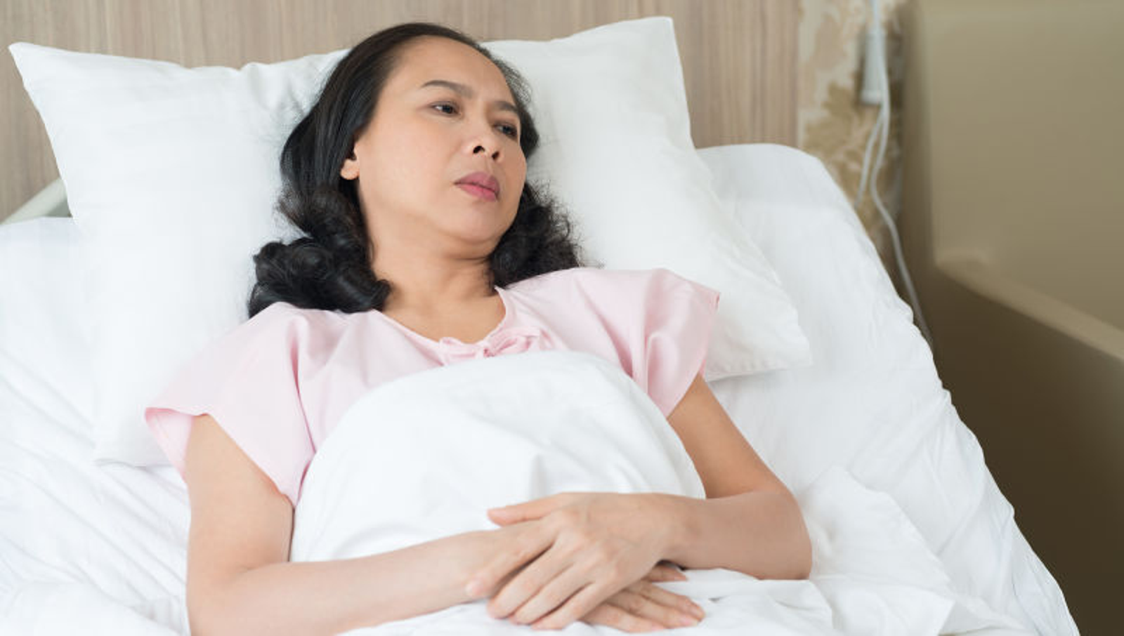 Hospital Guest Has Creepy Feeling Someone Might Have Died In Her Room