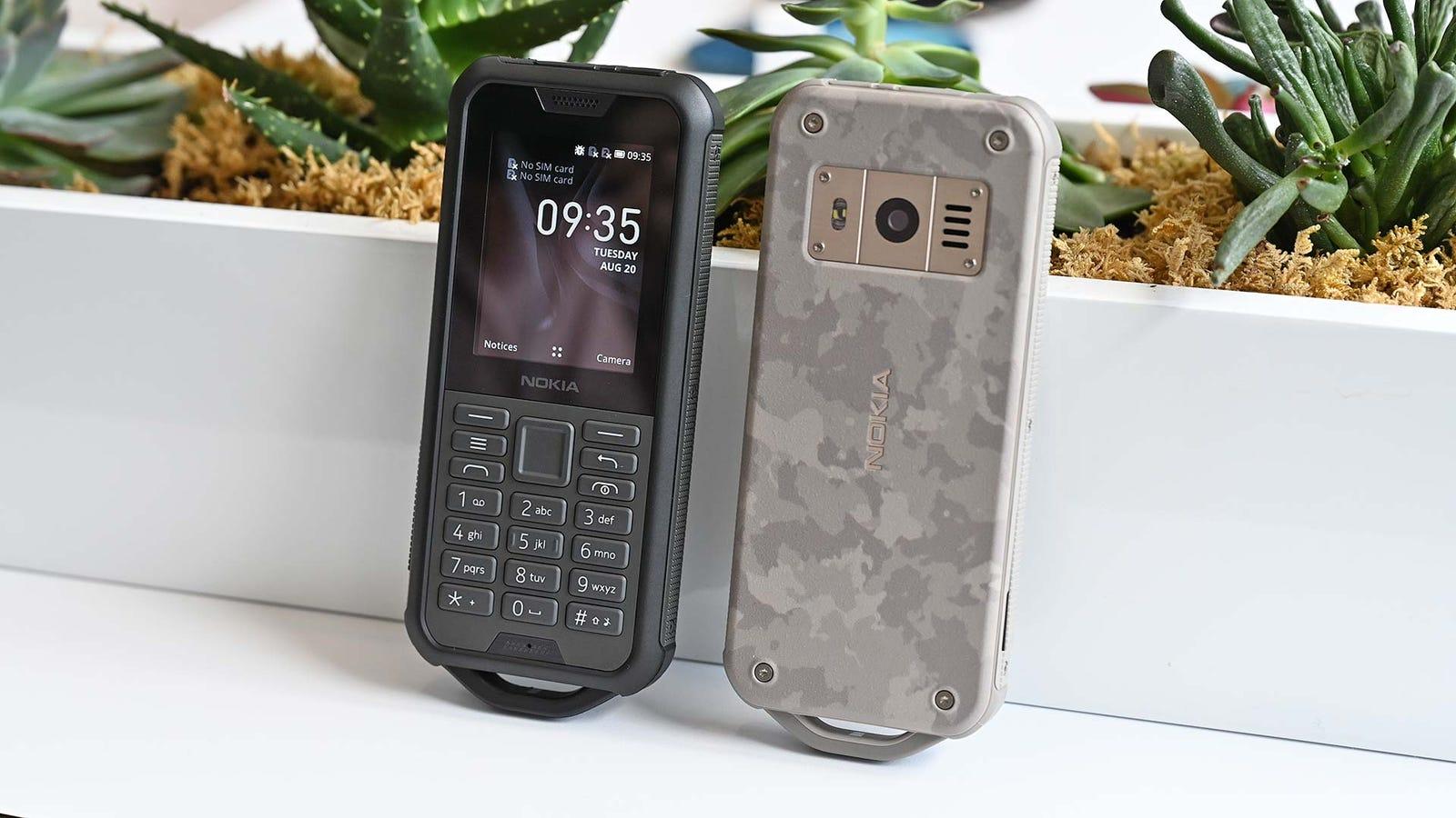 The Nokia 800.