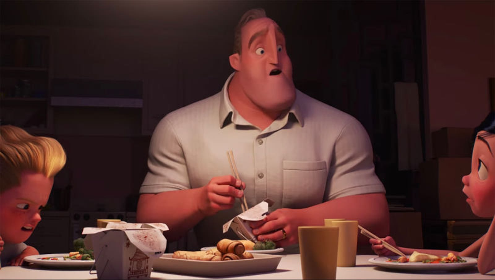 'Incredibles 2' Forced To Take Out Grisly Cannibalism Scene In Order To Secure PG Rating