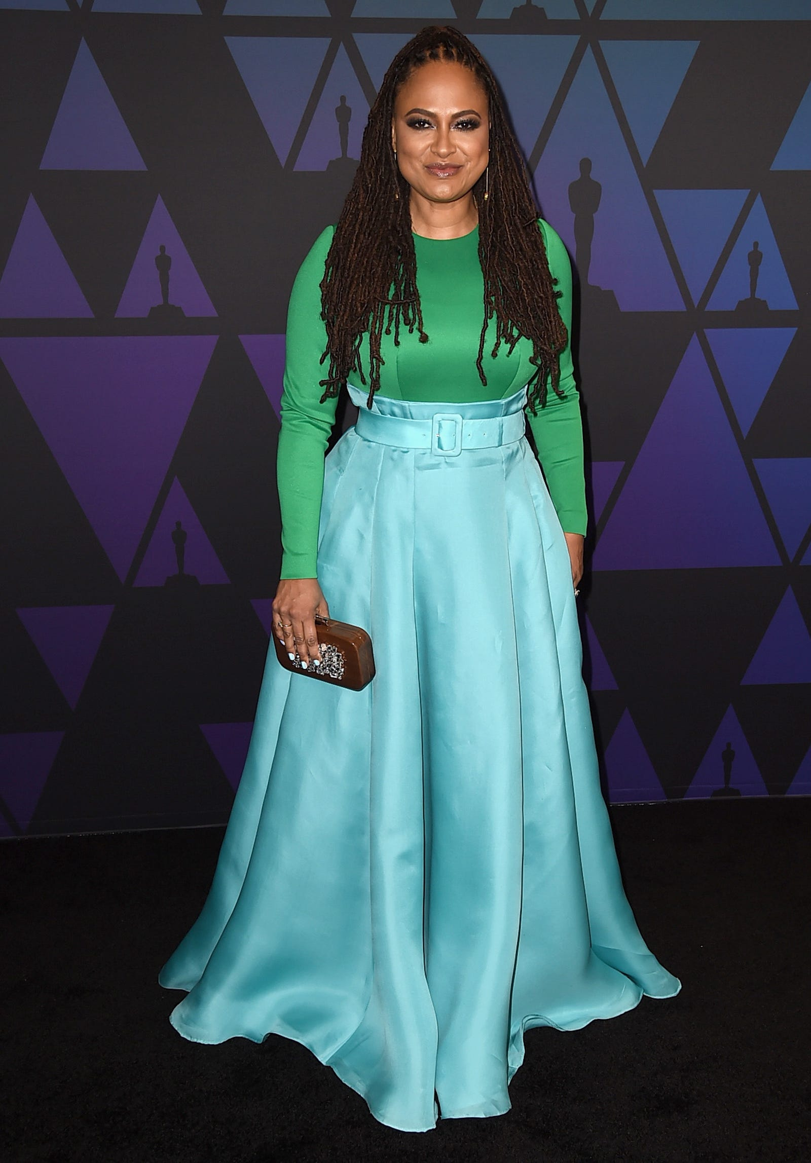 Ava DuVernay attends the Academy of Motion Picture Arts and Sciences' 10th annual Governors Awards on November 18, 2018 in Hollywood, California.
