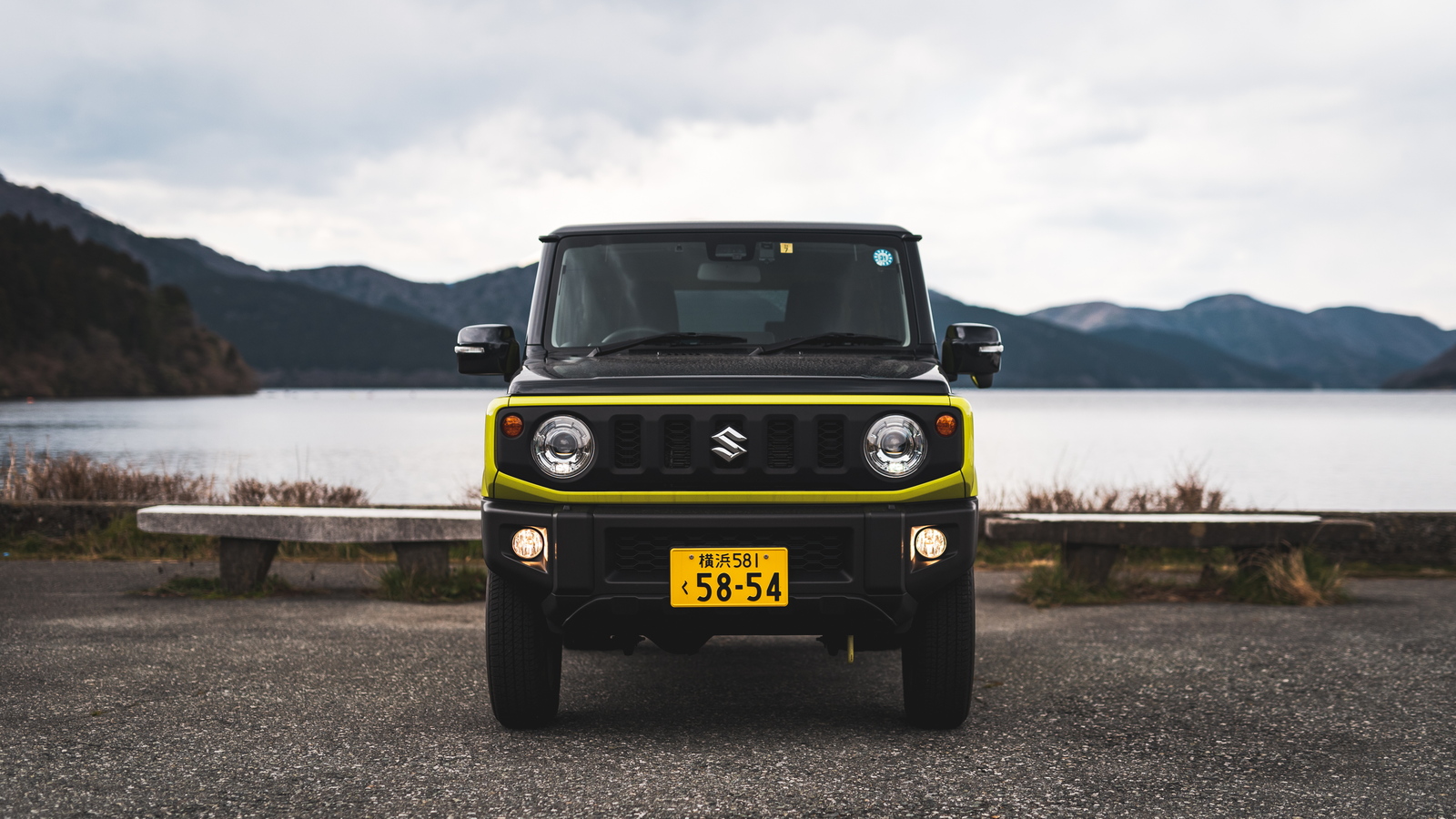 Illustration for article titled The 660cc 2019 Suzuki Jimny Isn't Perfect but Its Full of Charm