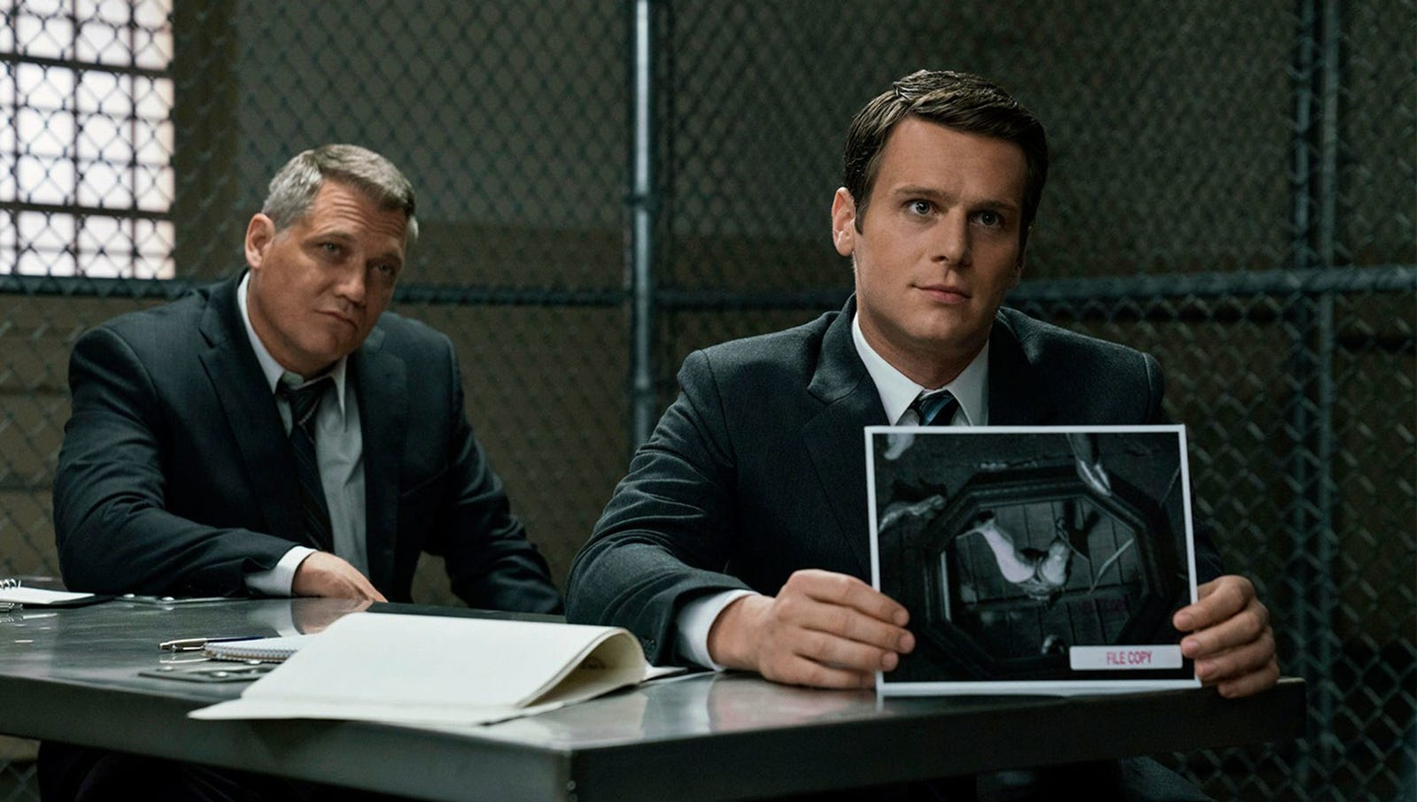 Mindhunter: This Netflix drama about the early days of the FBI's Behavioral Analysis Unit deftly handed serial killers the recognition they so deeply crave