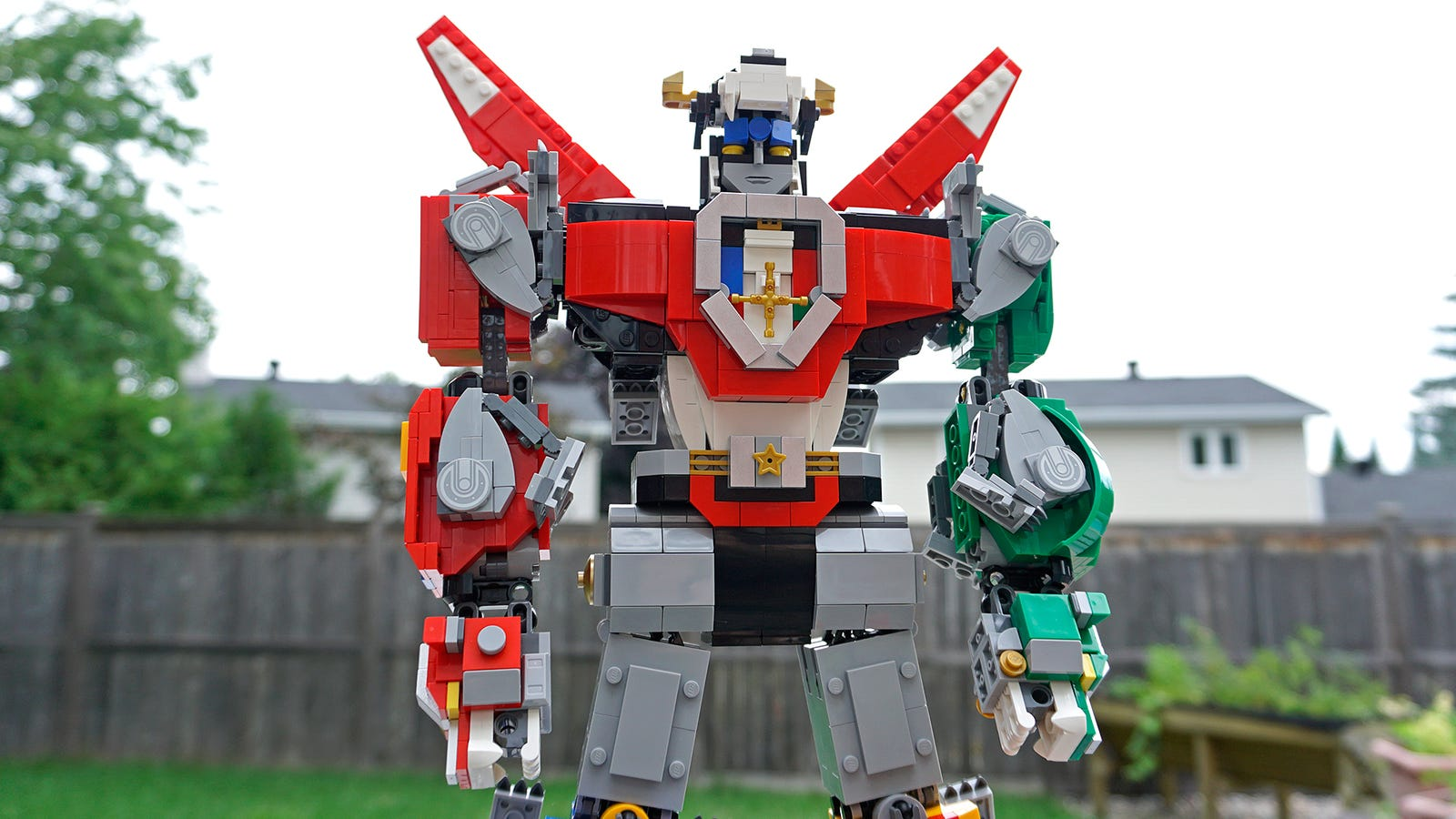 Voltron: Defender of the universe, destroyer of budgets.