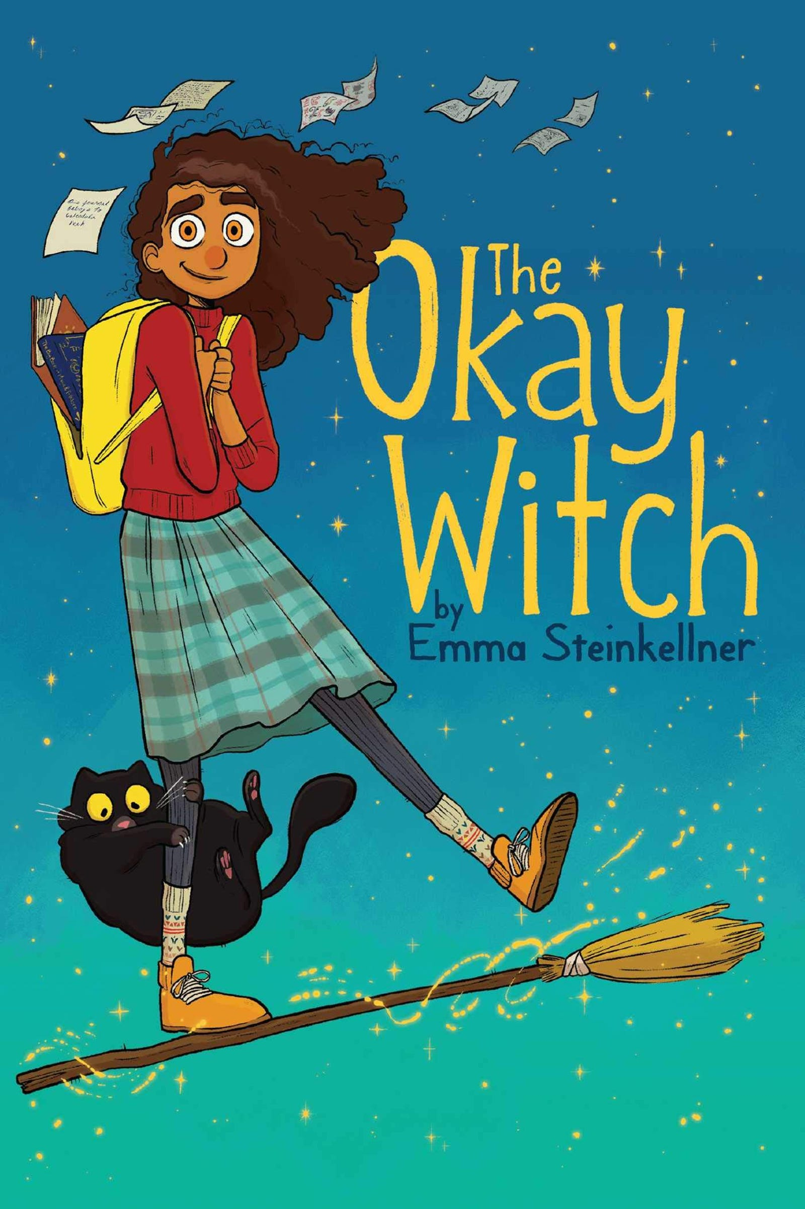 Illustration for article titled iThe Okay Witch/i is the perfect read for kids who love iHocus Pocus/i and iHalloweentown/i