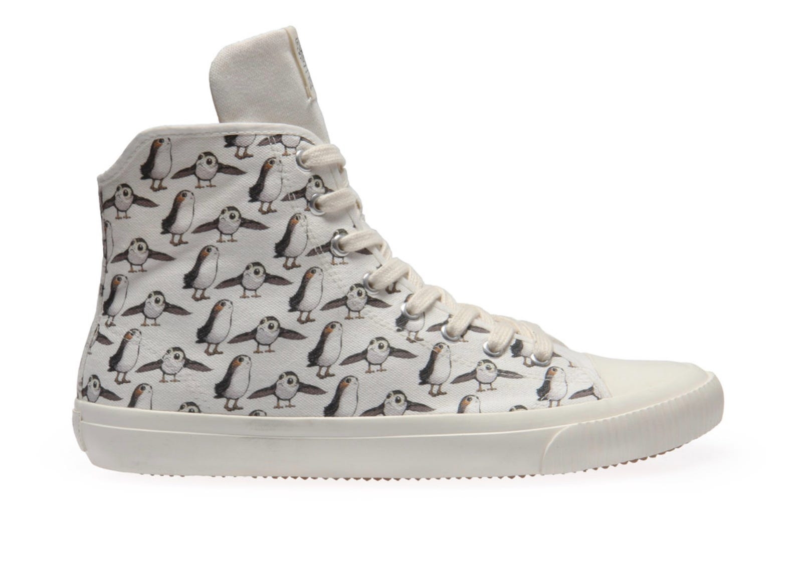 Illustration for article titled These Porg Sneakers Are Almost Too Cute To Wearem/em