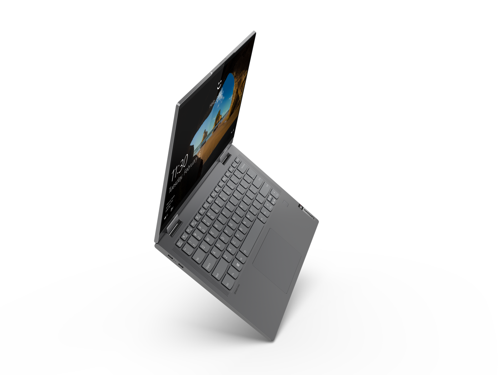 Illustration for article titled Lenovos 14-inch Flex 5G Is the Worlds First 5G Laptop