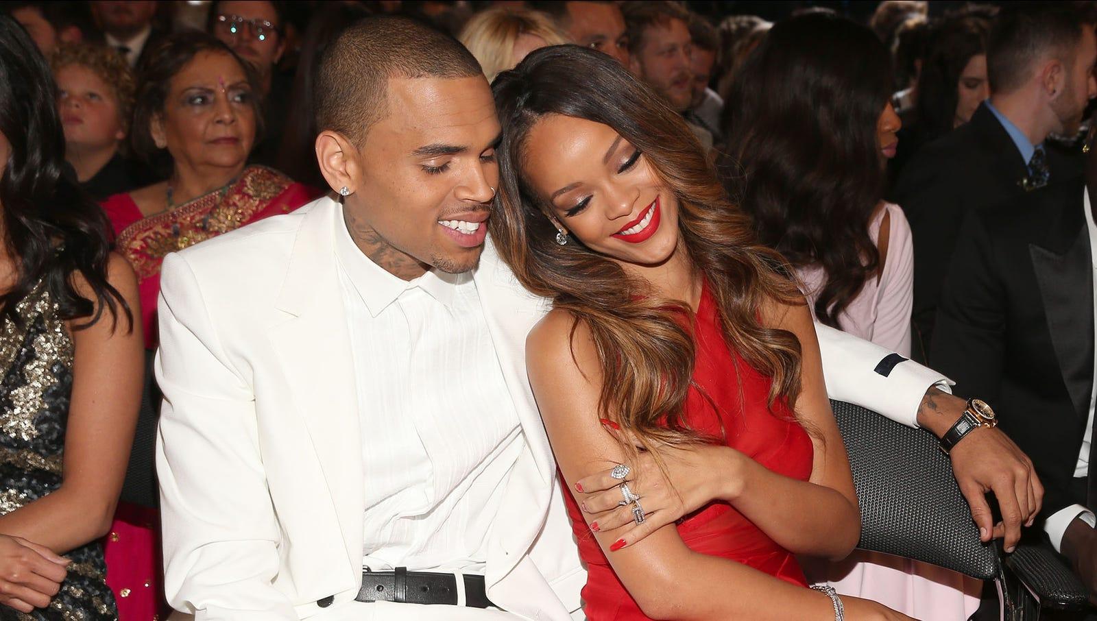 Heartbroken Chris Brown Always Thought Rihanna Was Woman He'd Beat To Death