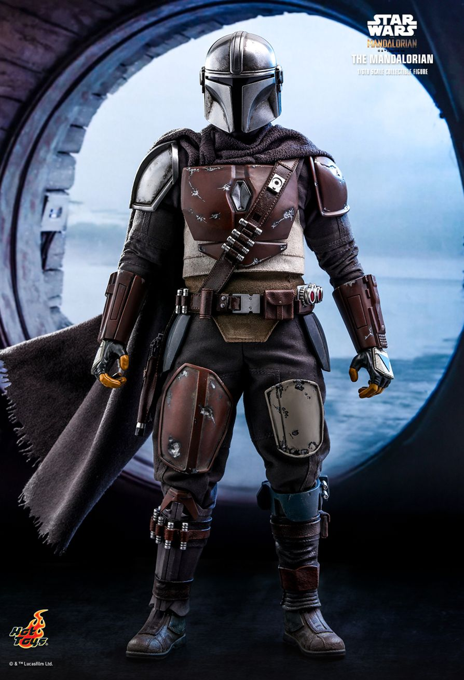 Illustration for article titled Theres a Not-Impossible Chance Youll See iThe Mandalorian/i Season 2 Before You Get These iMandalorian/i Figures