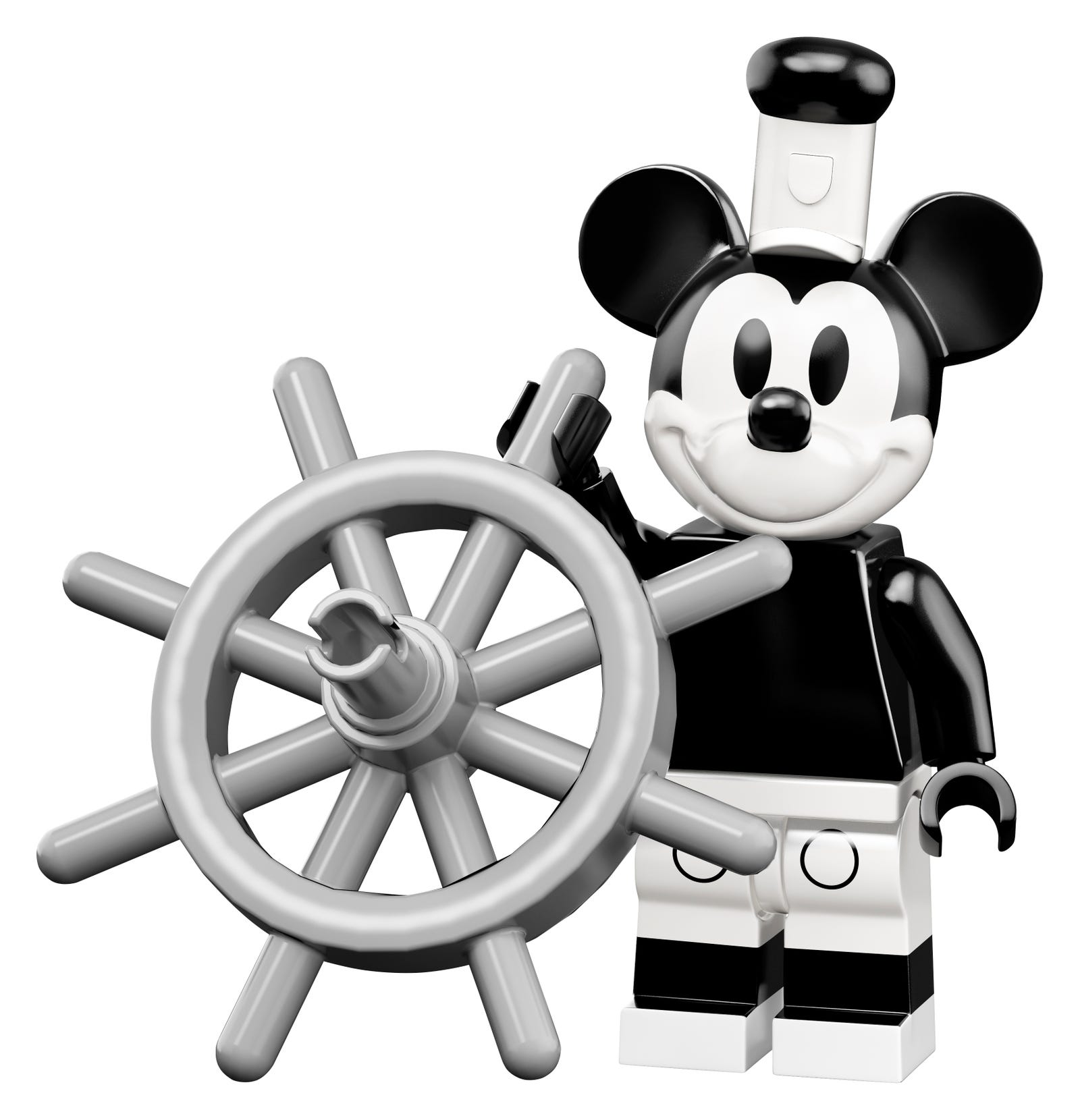Illustration for article titled The Next Wave of Collectable Lego Minifigures Is Disney Themed, and Its Ducking Brilliant
