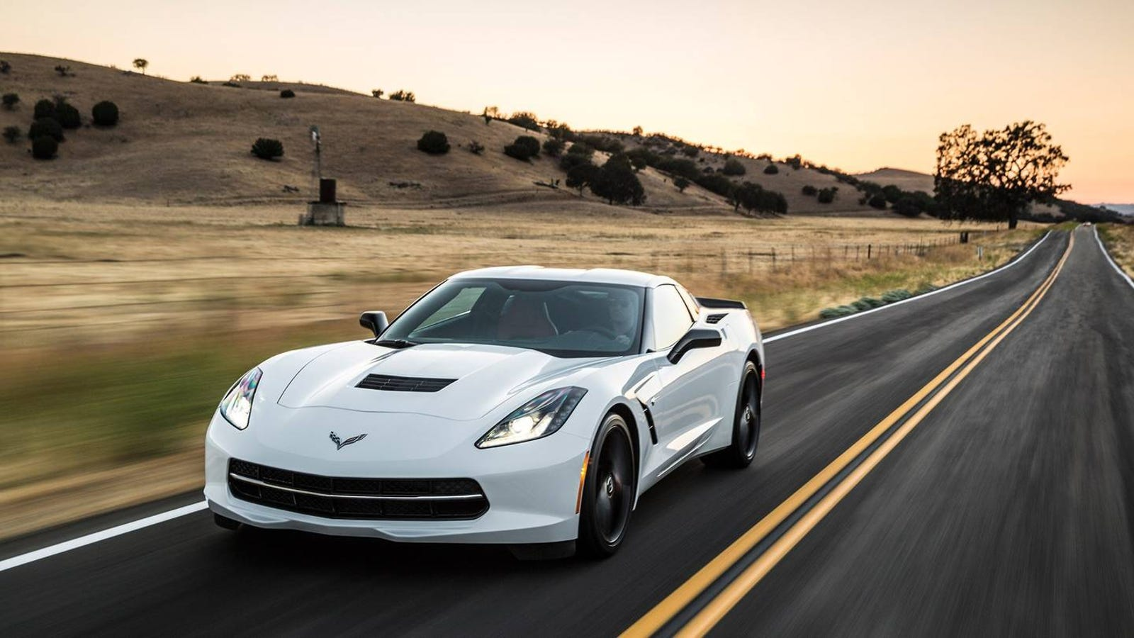 Alike the F-150, a list with GM's name would be incomplete without the Corvette, in this case a base model C7: A car that can easily embarrass much more expensive cars of the same category.