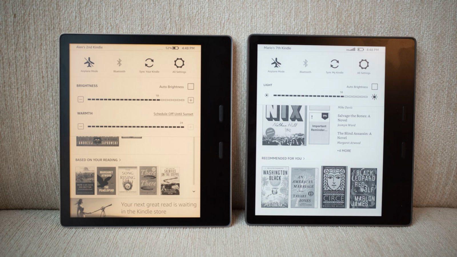 Illustration for article titled Nuevo Kindle Oasis de Amazon: más fácil para tus ojos, aunque sigue siendo un dolor para la cartera