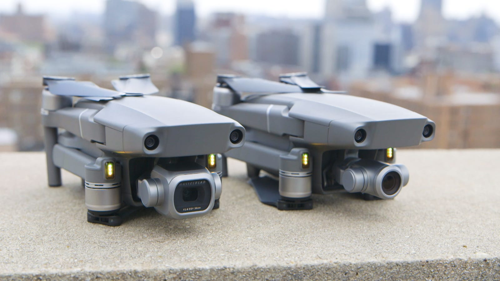 Illustration for article titled DJIs Mavic 2 Series Drones Come With More Powerful Cameras and So Many Sensors