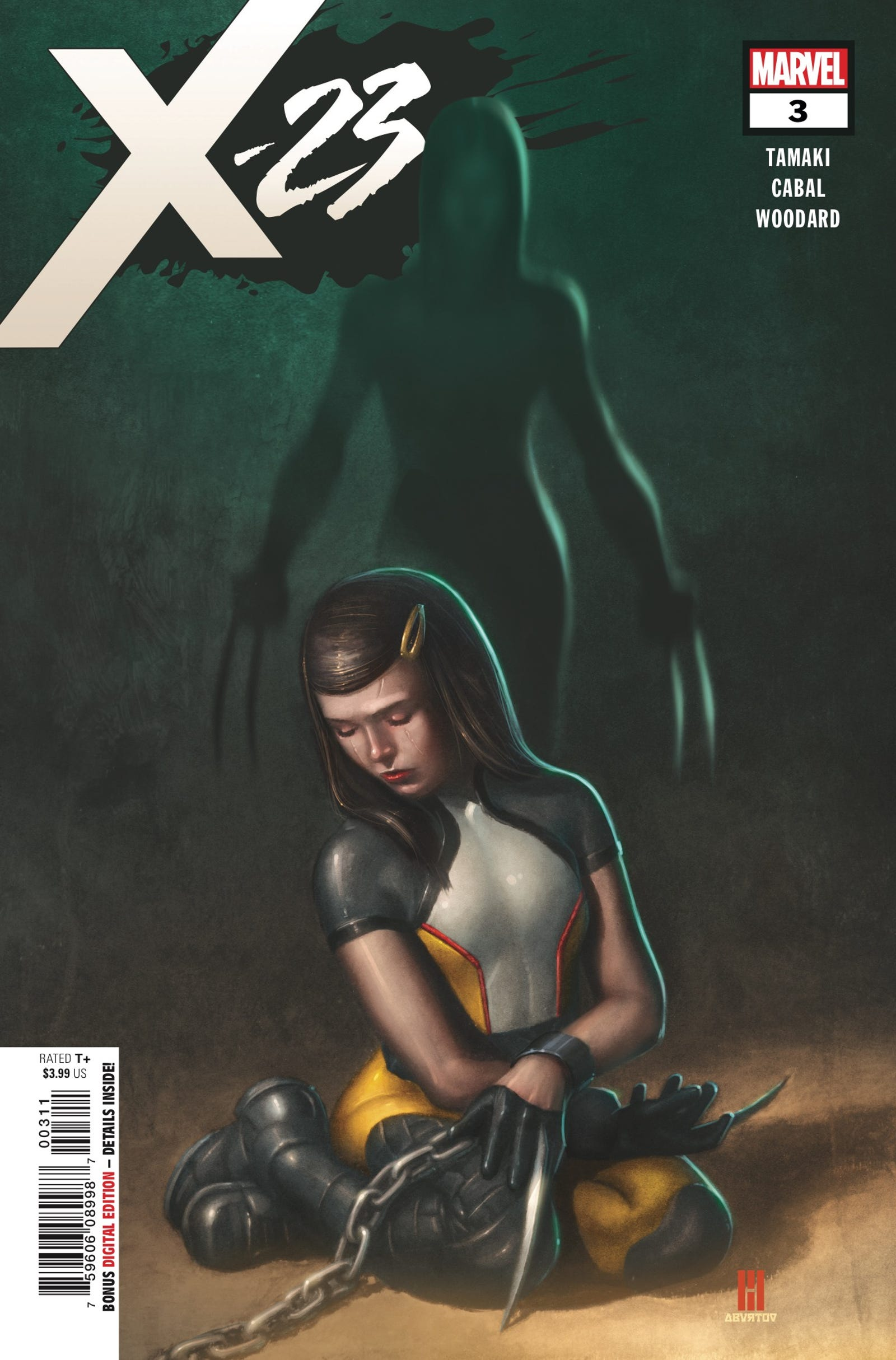 Cover by Mike Choi and Jesus Aburtov
