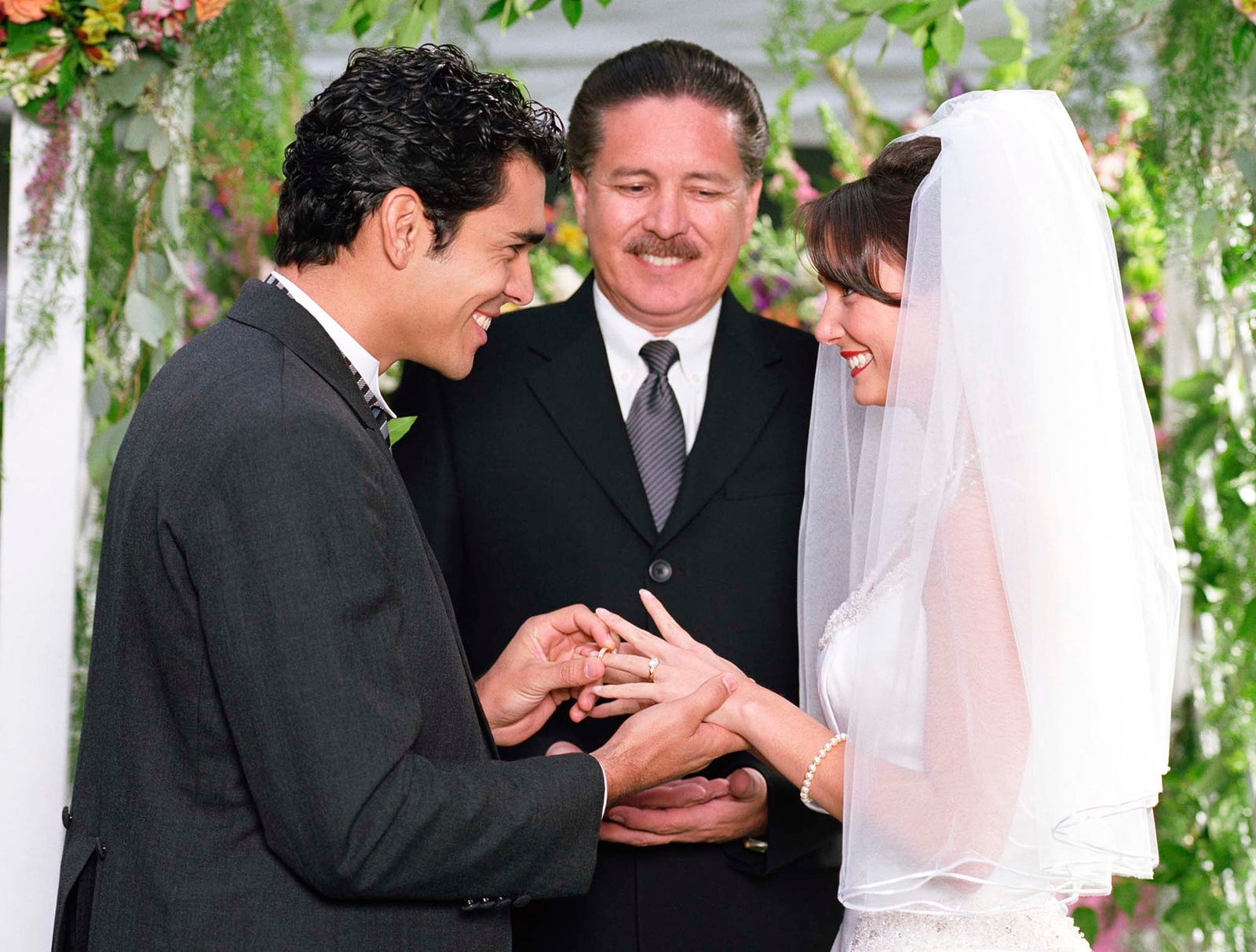 Wedding Vows Explicitly Mention Price Of Ceremony