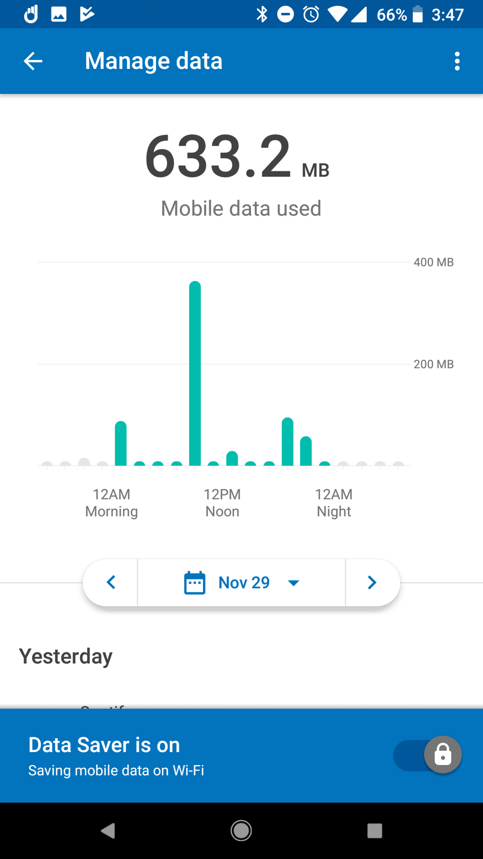 Illustration for article titled Google's Got a New App to Help You Save Mobile Data