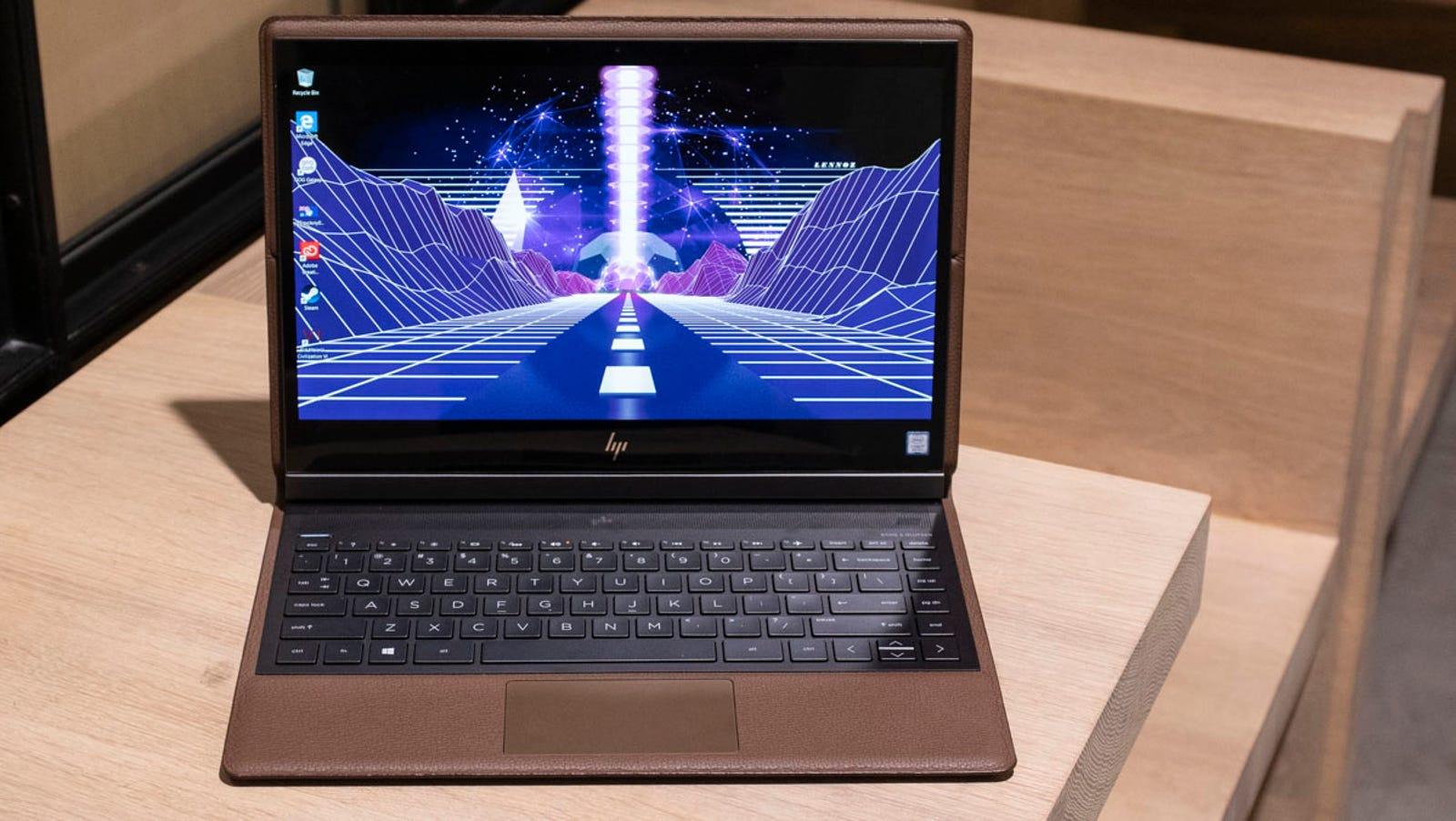 Laptop mode.
