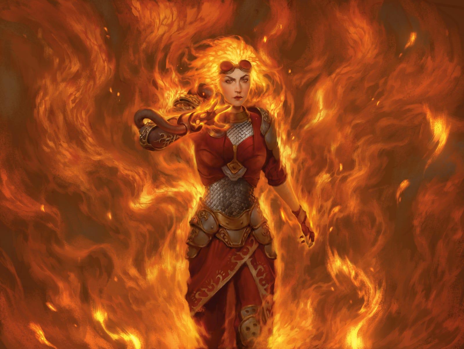 Liberating Combustion