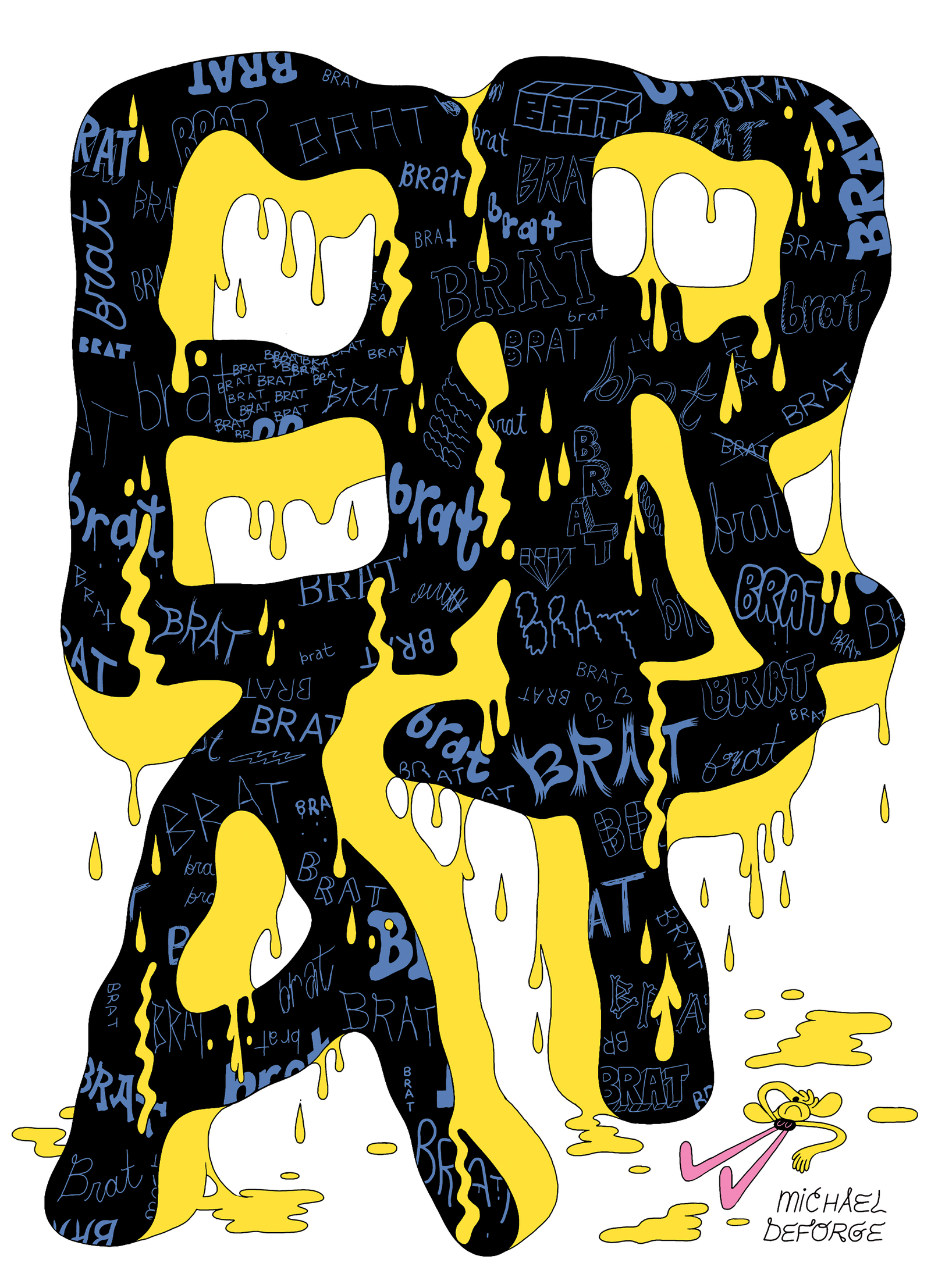 Illustration for article titled A juvenile delinquent grows up in this exclusive preview of DeForge's iBrat/iem/em