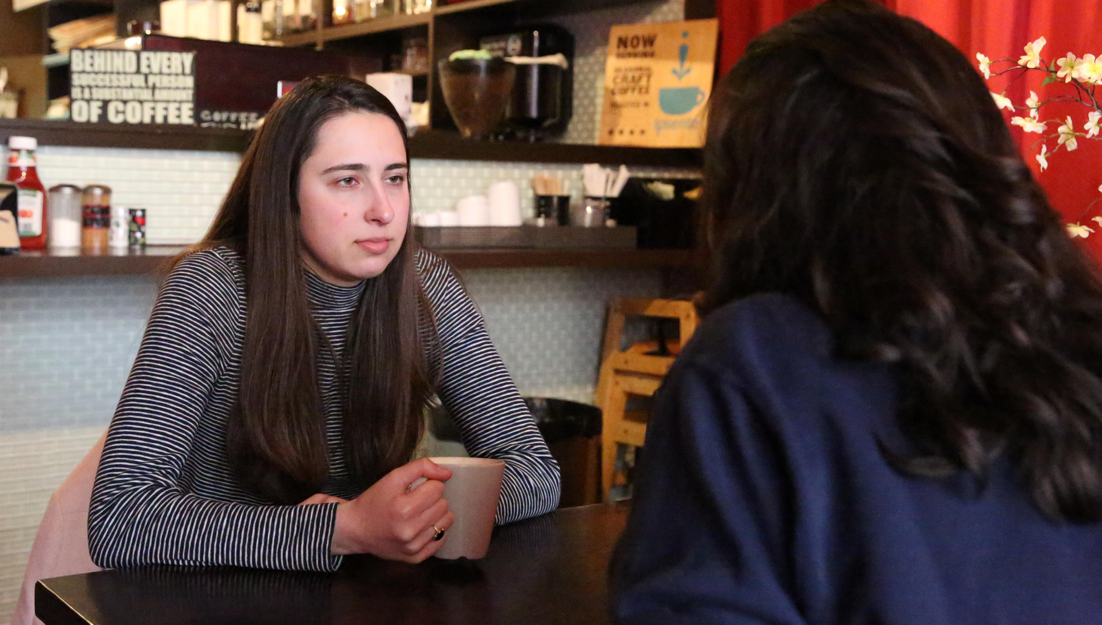 Report: Nearby Conversation Definitely Just Got Quiet To Prevent You From Hearing It