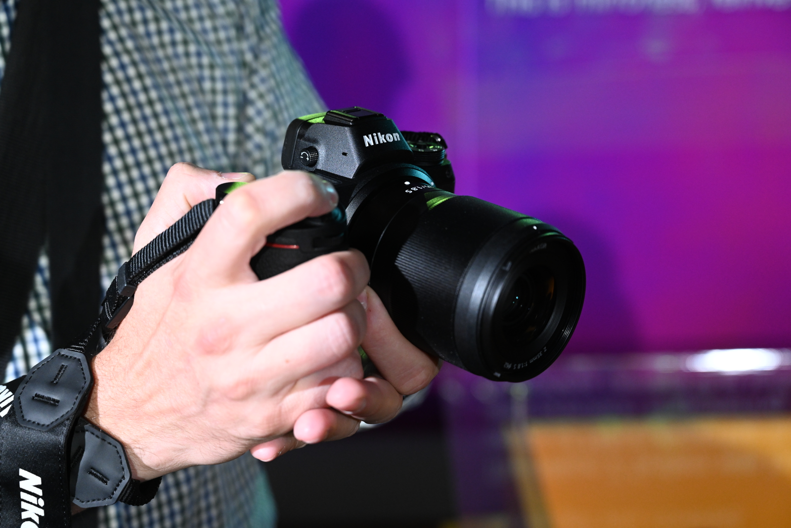 Here are a few more shots of the the Nikon Z7, shot by another Nikon Z7.