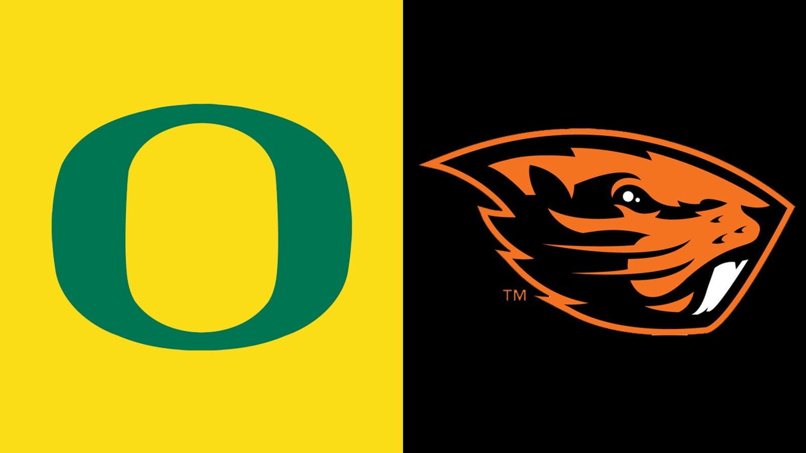 """Oregon vs. Oregon State: Each year, the winner of this game is allowed to put """"State"""" at the end of their name for the remainder of the season."""