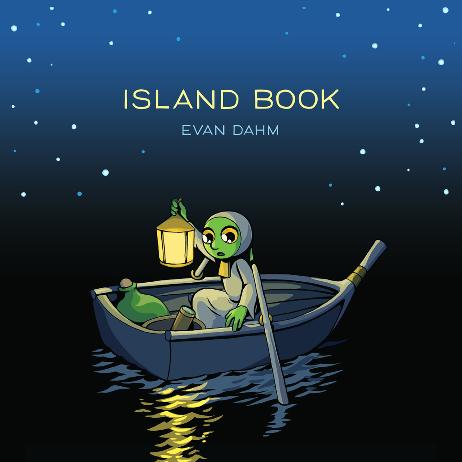 Illustration for article titled Evan Dahm's iIsland Book/i is a quietly empowering adventure for all ages