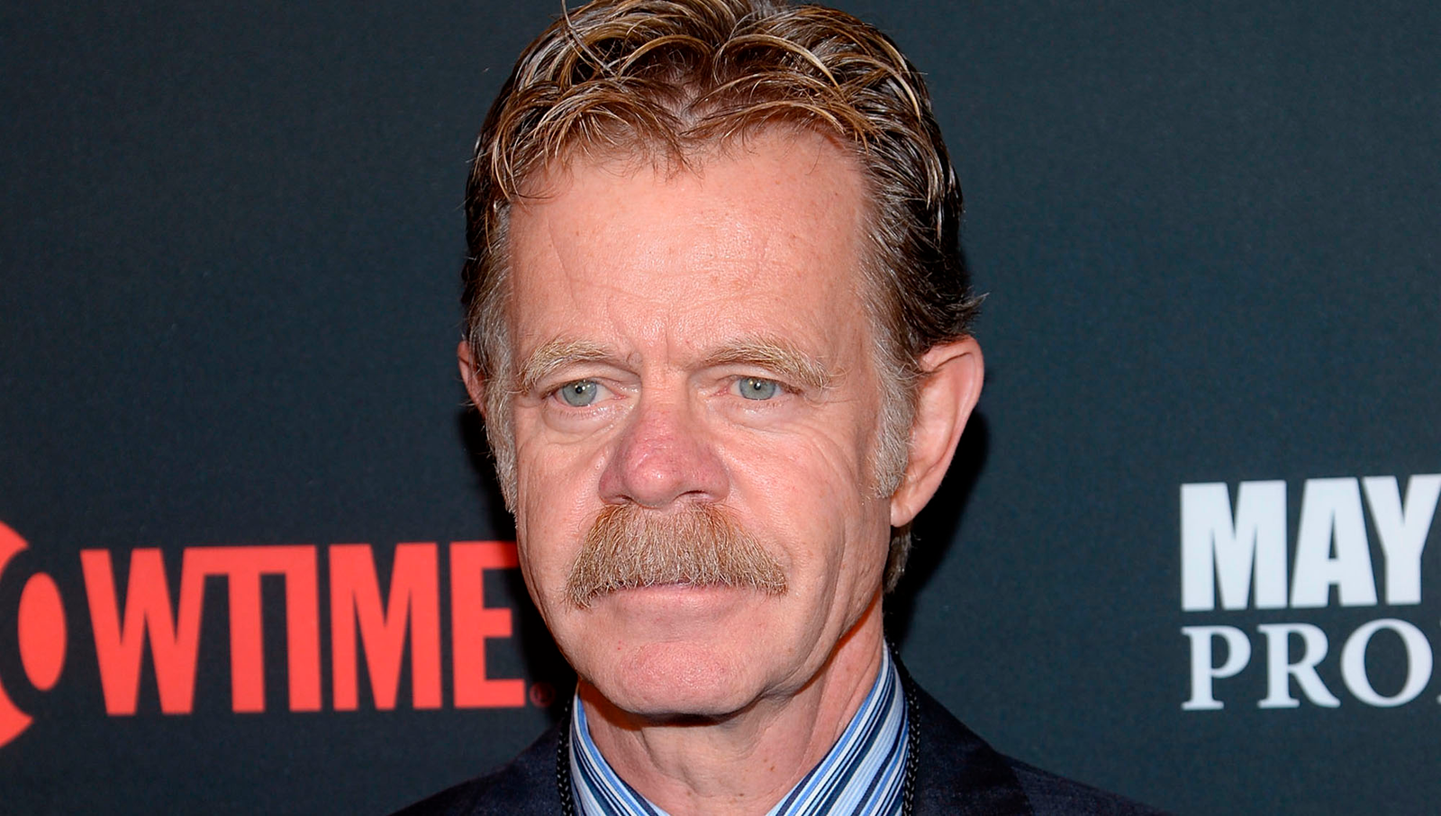 Most Spanish women keep a portrait of William H. Macy, or Williamcito, on their living room wall. On the altar below it, they will light one additional candle each day during the 30 days leading up to his birthday.
