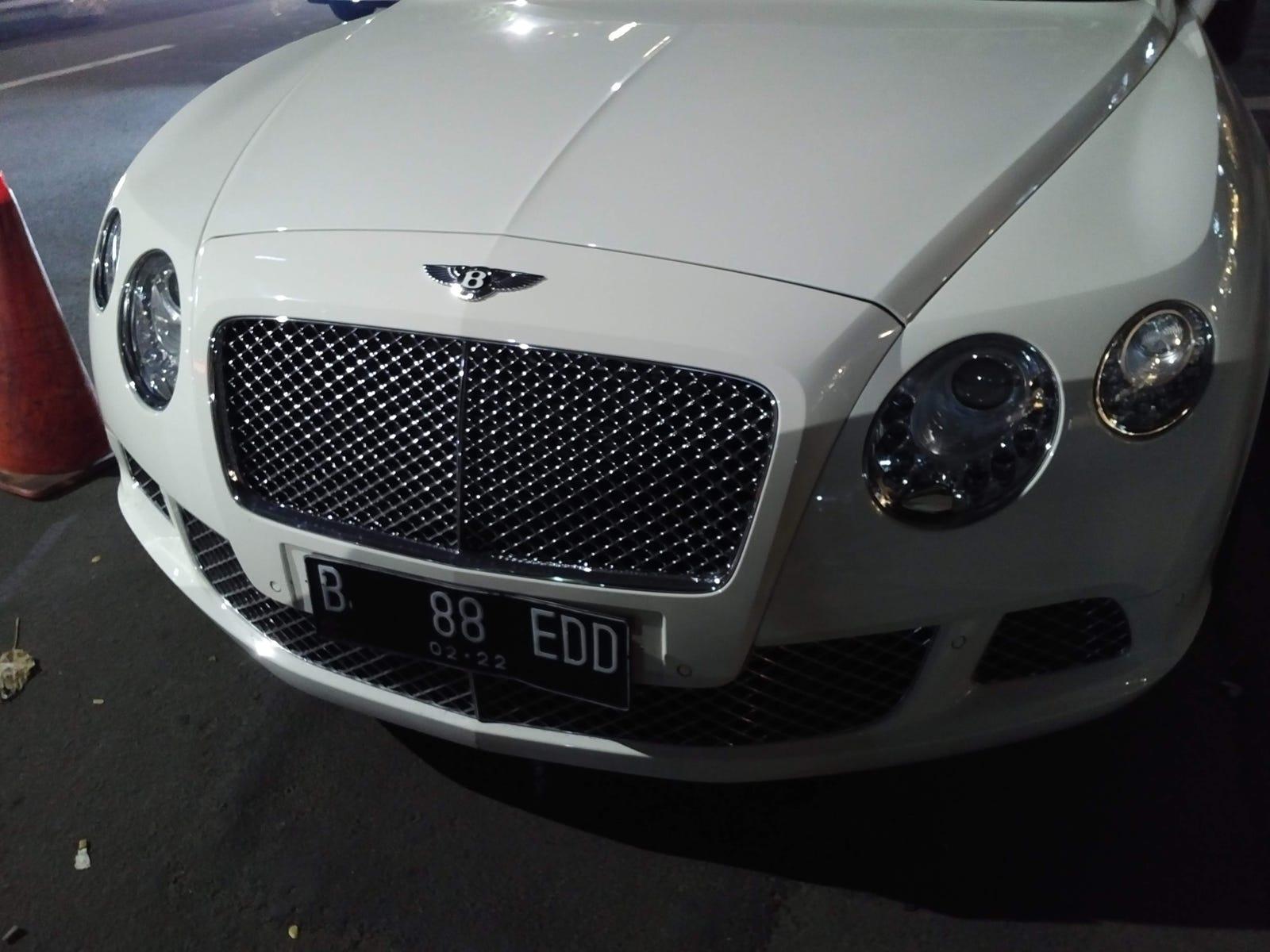 Ho hum Bentley