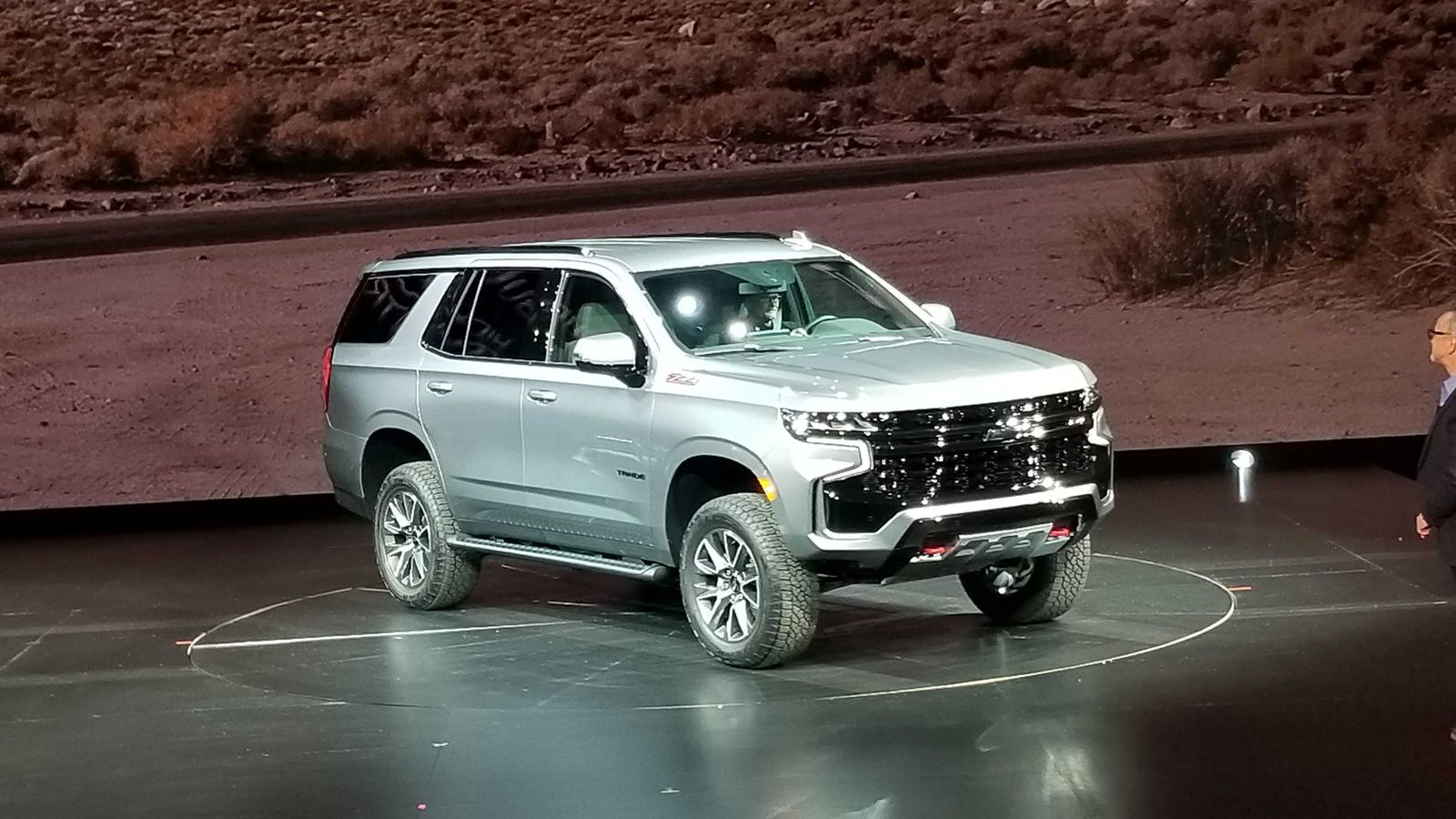 2021 chevrolet suburban and 2021 chevrolet tahoe  here they are - kcsr