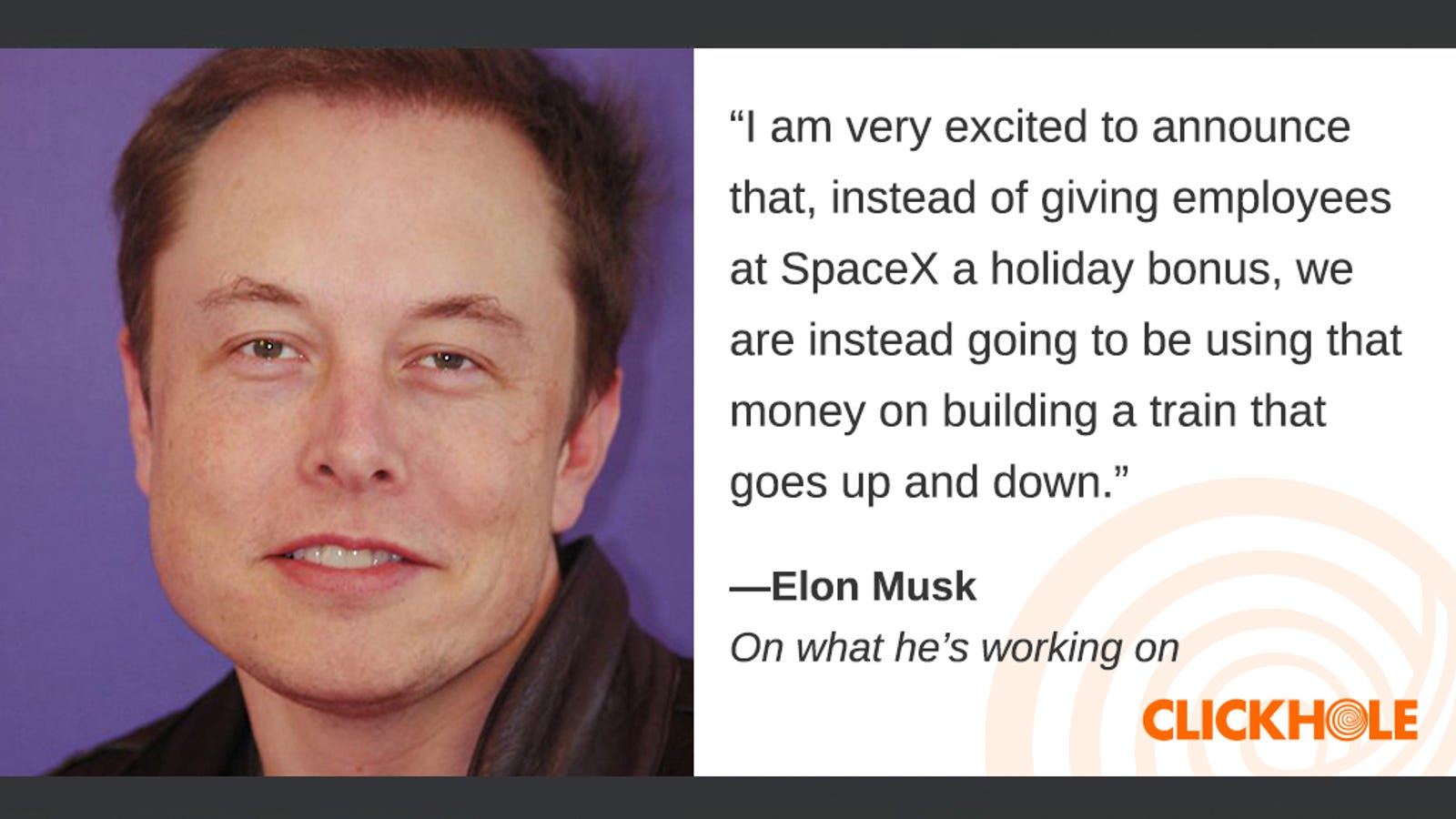 """Illustration for article titled Find Out What Elon Musk, """"Papa"""" John Schnatter, Wesley Snipes, And More Have To Say"""