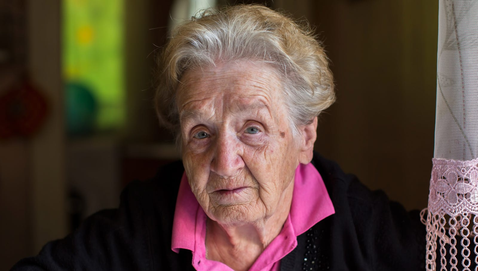 Grandma Looking Like Absolute Shit Lately