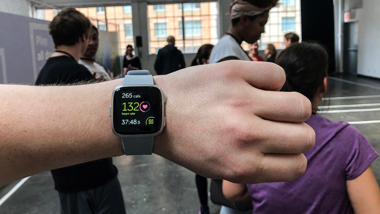 Not too big or bulky. Photo: Harrison Weber (Gizmodo)