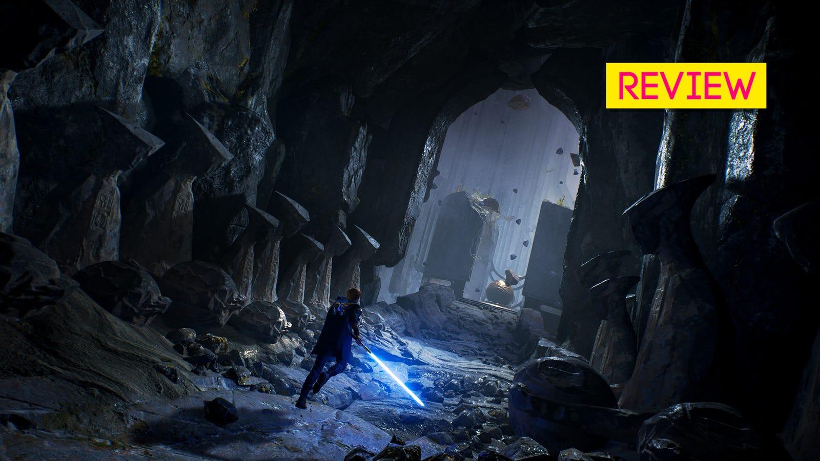 Star Wars Jedi: Fallen Order: The Kotaku Review