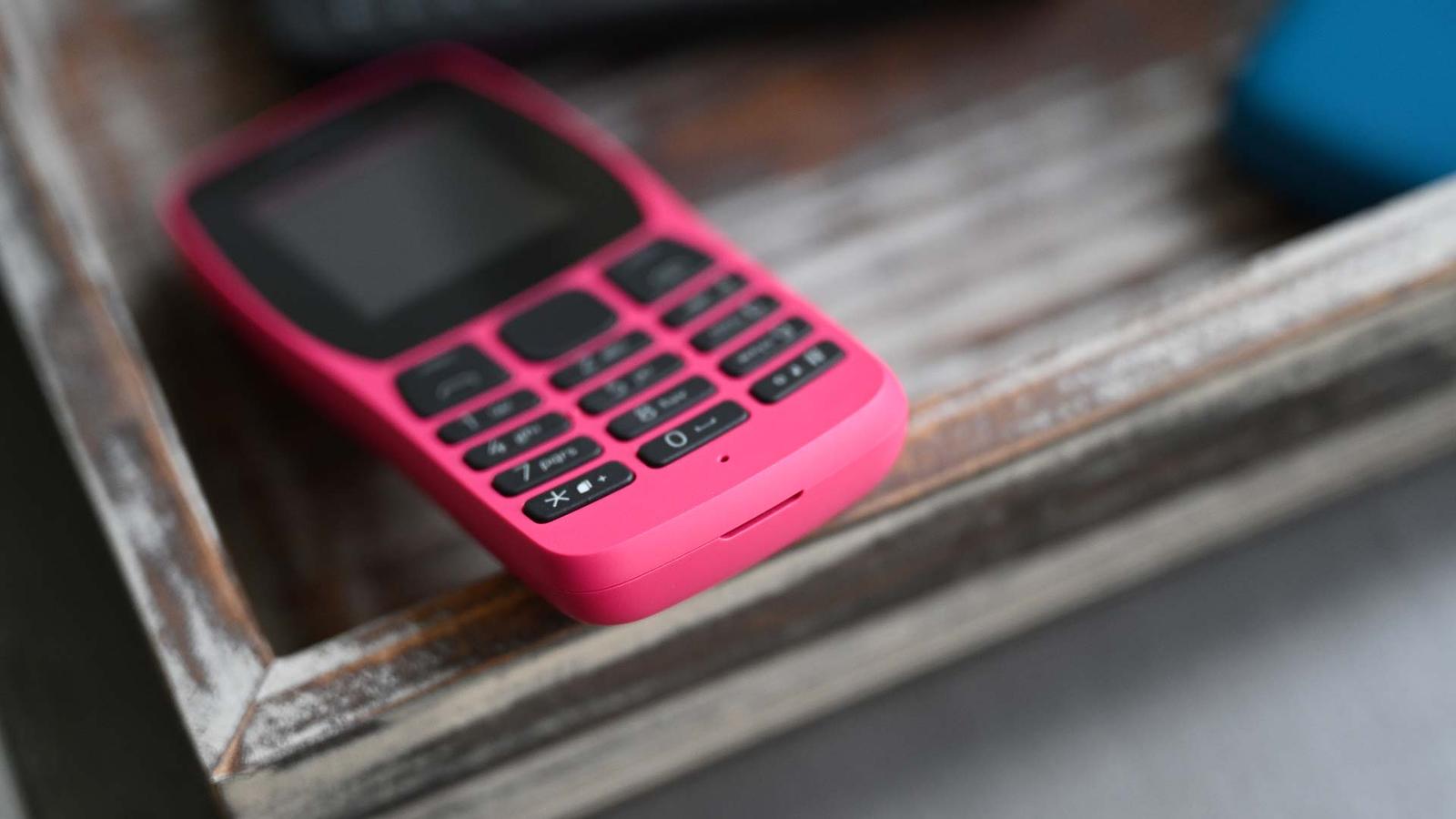The Nokia 110.