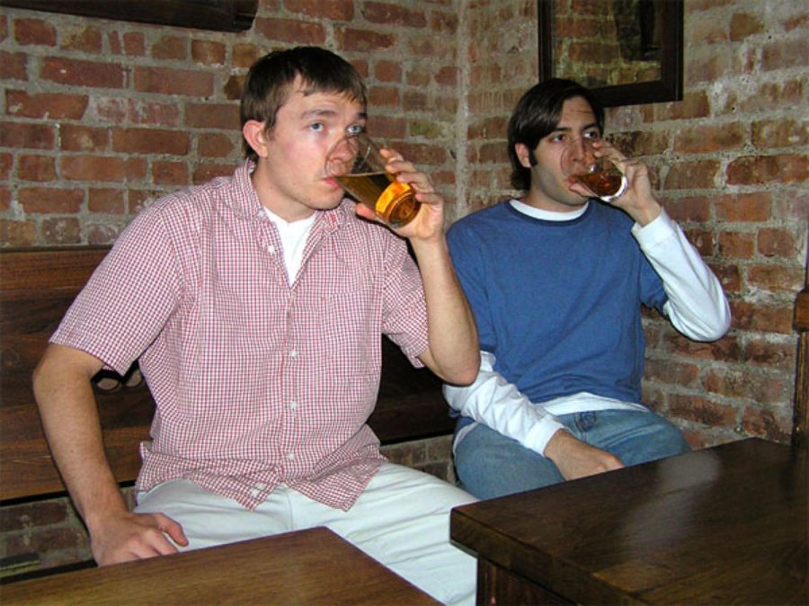 Having-One-Beer Plan Goes Awry