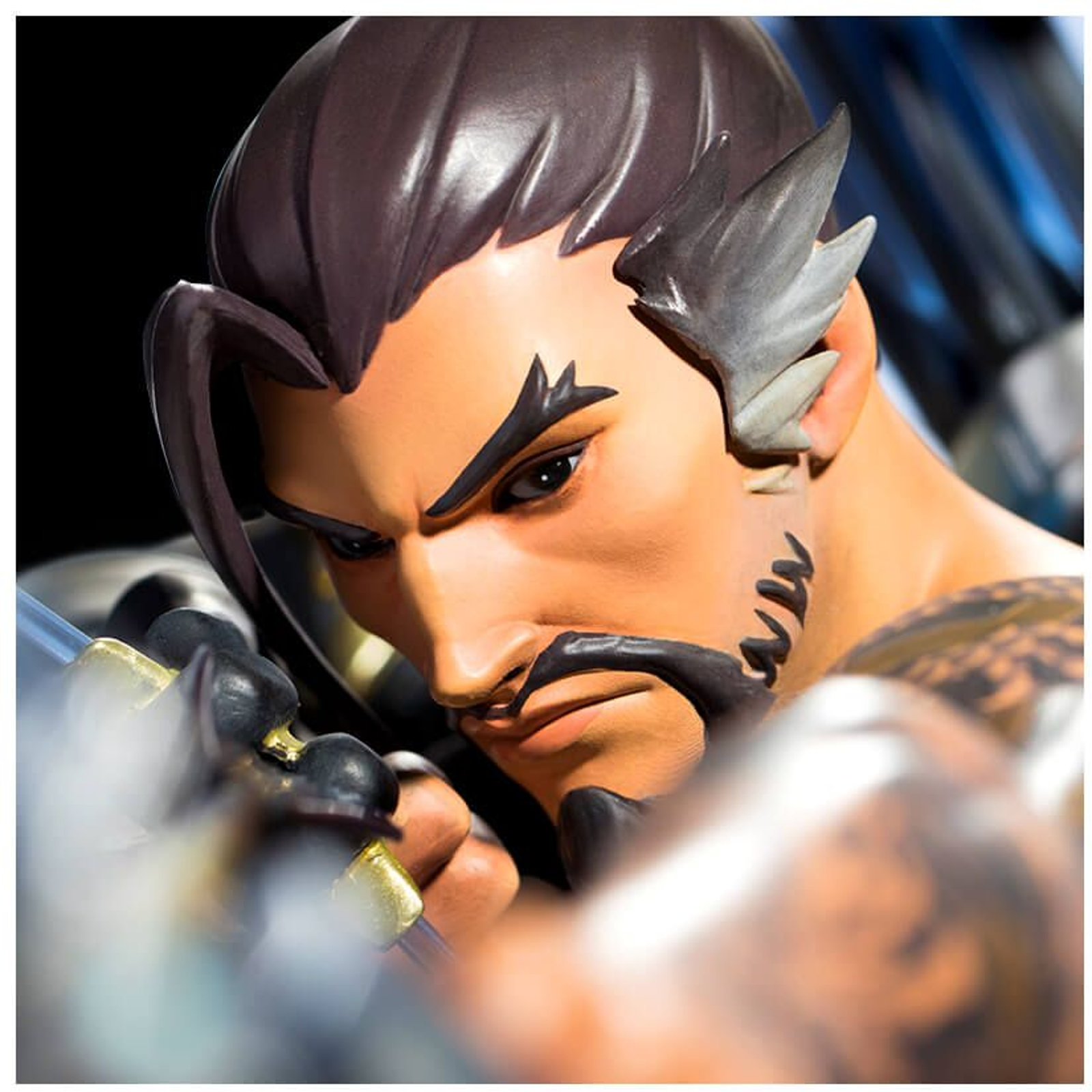 Illustration for article titled A $175 Statue For Hanzo Mains